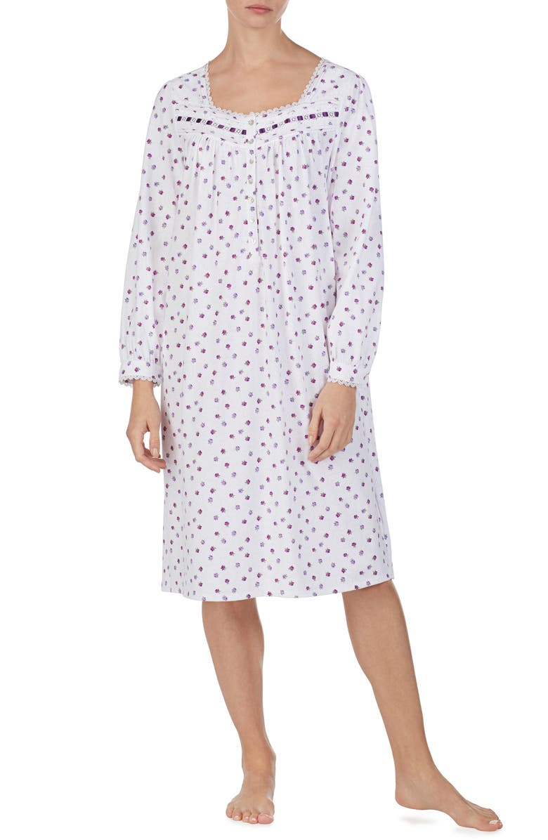 Eileen West COTTON WALTZ NIGHTGOWN