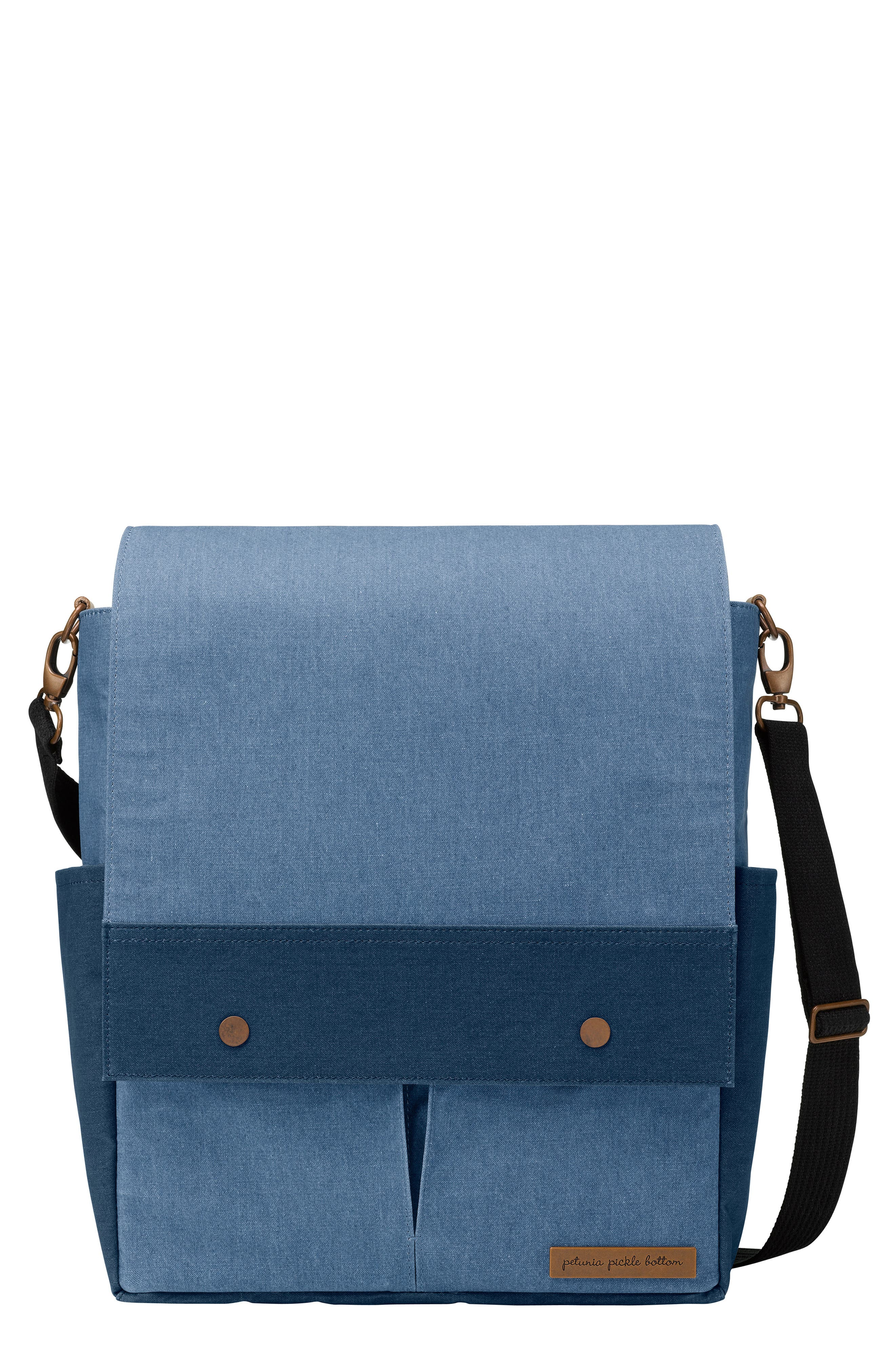 Pathway Backpack Diaper Tote, Main, color, DENIM