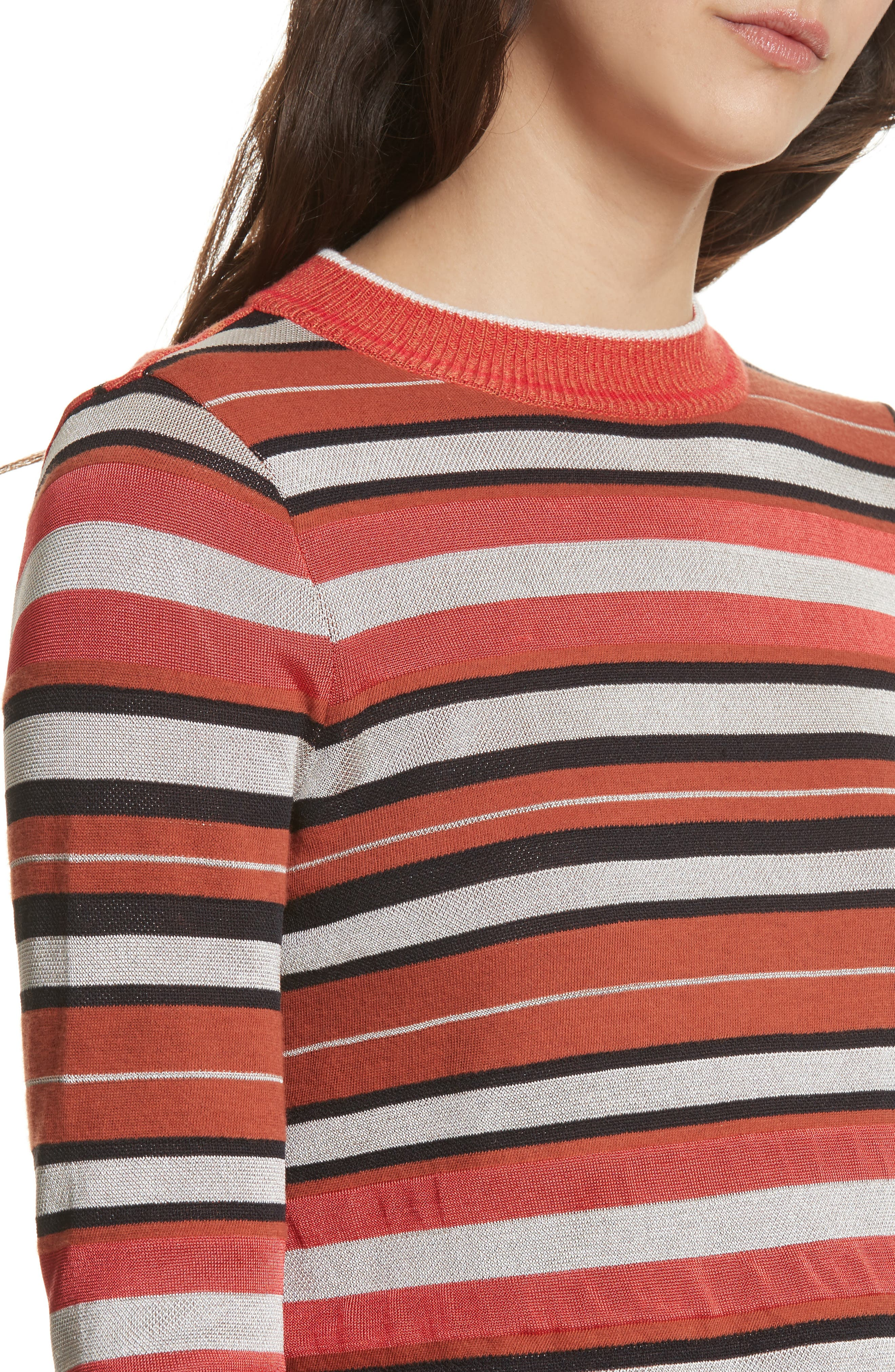 New Age Crewneck Sweater,                             Alternate thumbnail 10, color,
