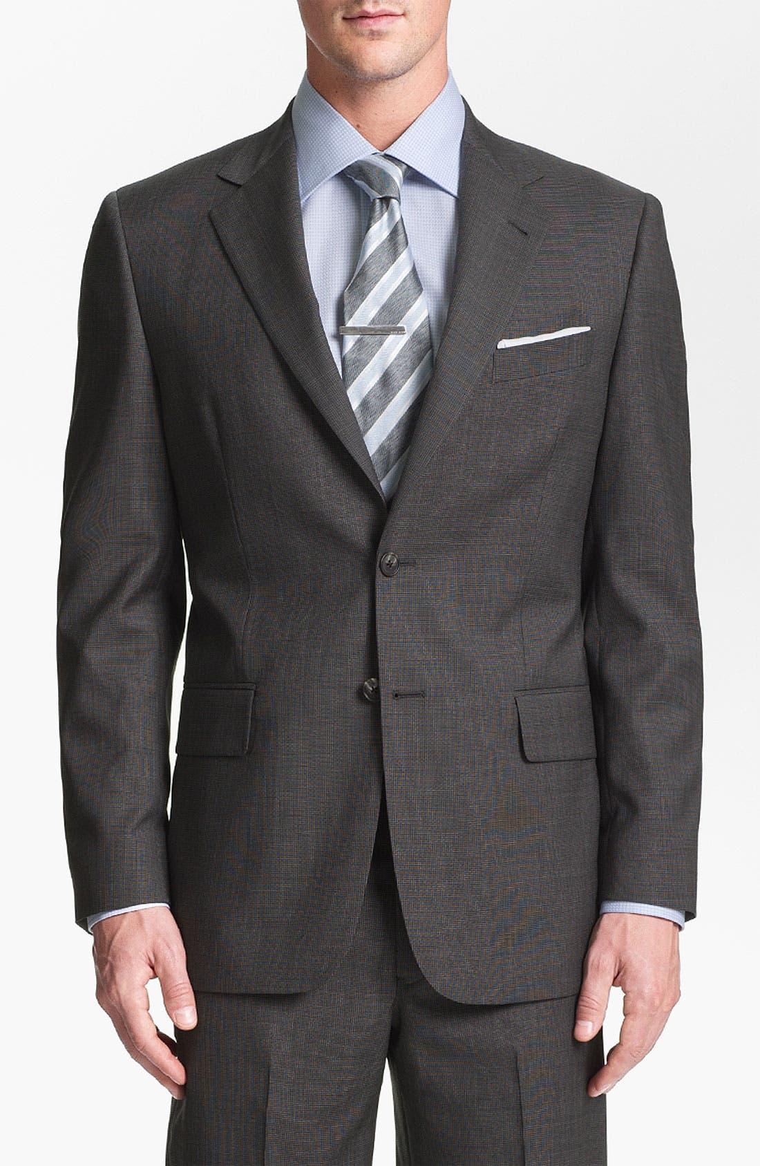 Wool Suit,                             Main thumbnail 1, color,                             021