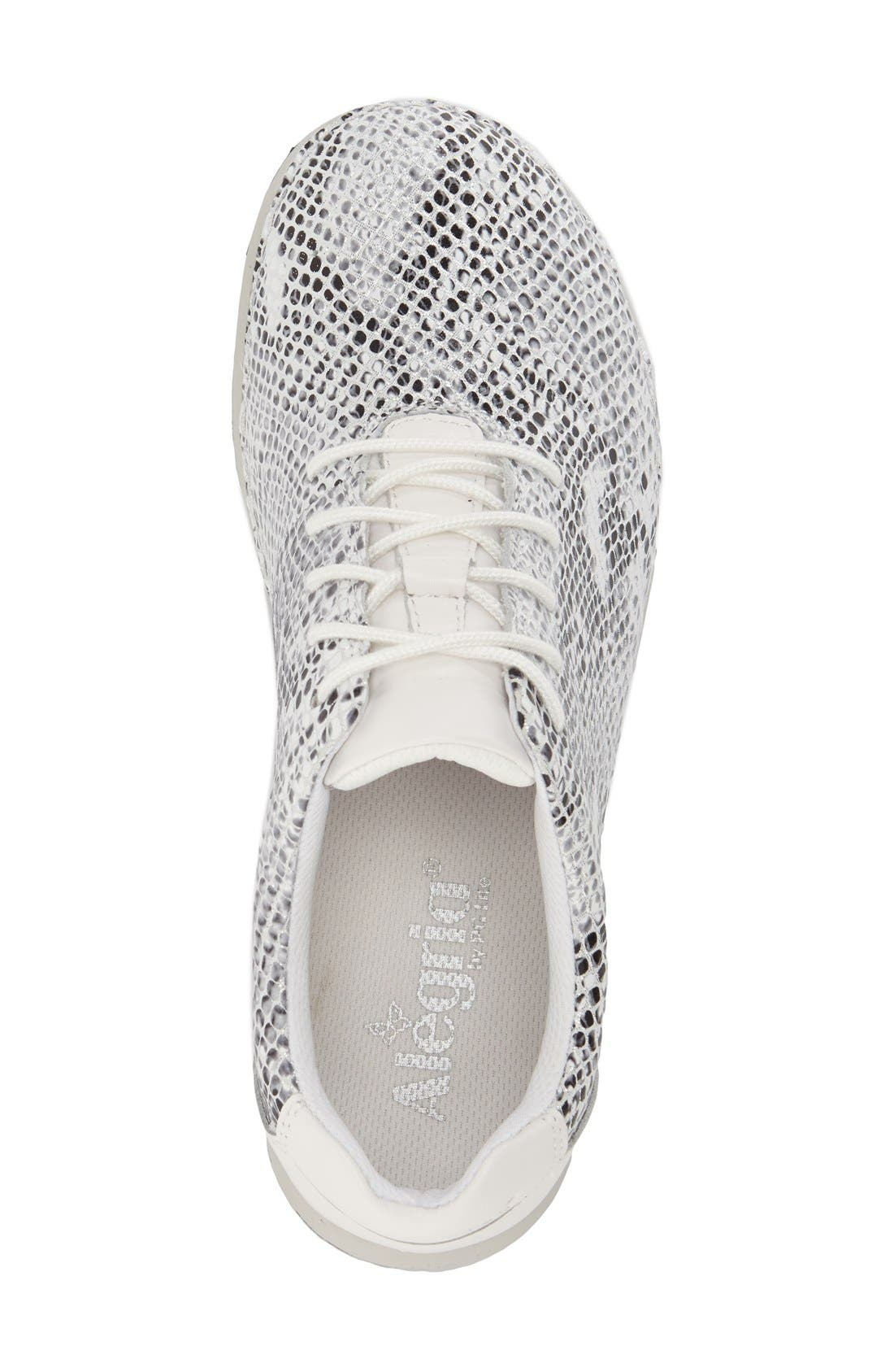 Essence Lace-Up Leather Oxford,                             Alternate thumbnail 80, color,