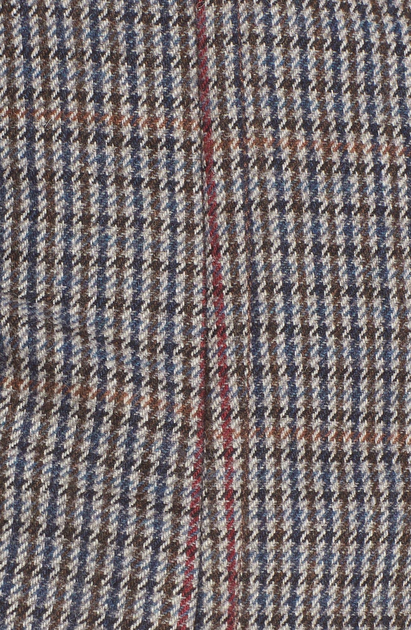 Plaid Corset Belt,                             Alternate thumbnail 5, color,                             021