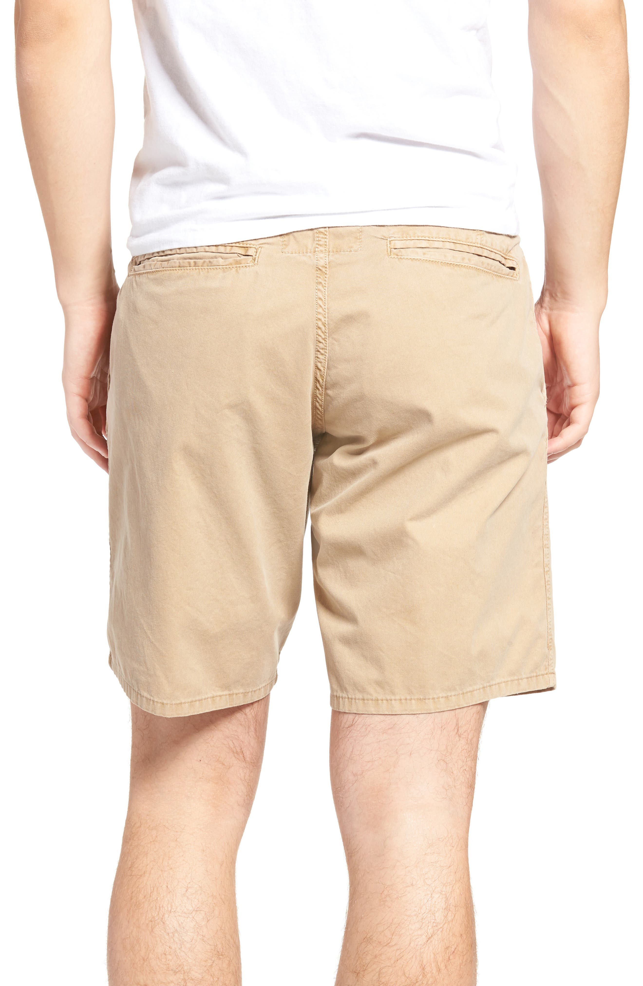 St. Martin Bedford Cord Shorts,                             Alternate thumbnail 6, color,