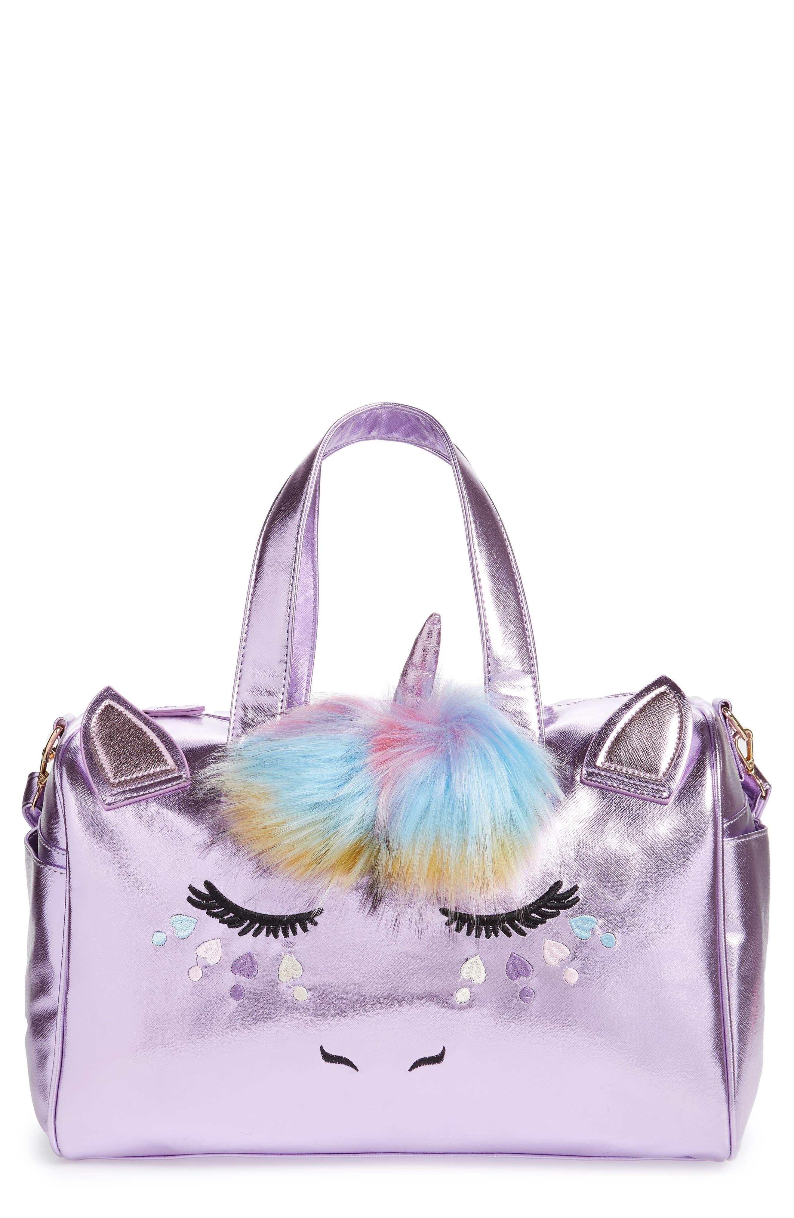 Girls Under One Sky Duffel Bag