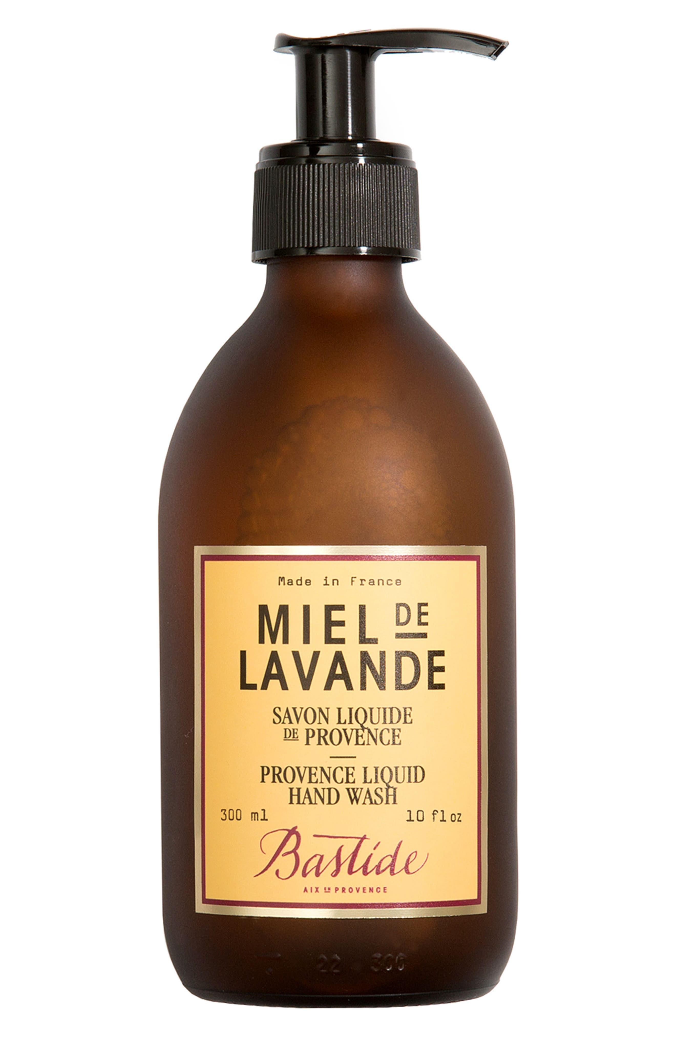 Provence Liquid Hand Wash,                         Main,                         color, MIEL DE LAVANDE