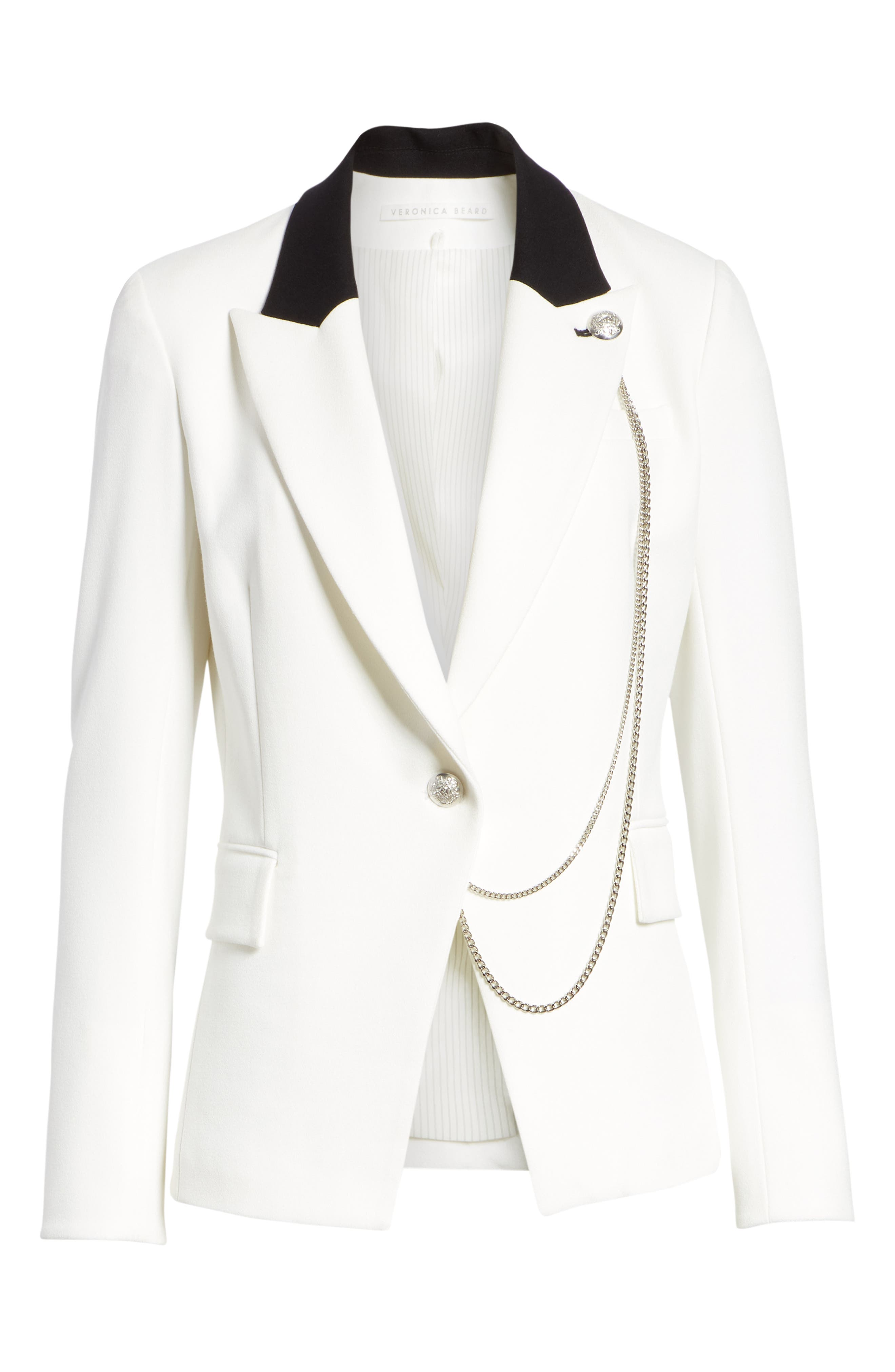 Fergus Dickey Jacket, Main, color, OFF-WHITE