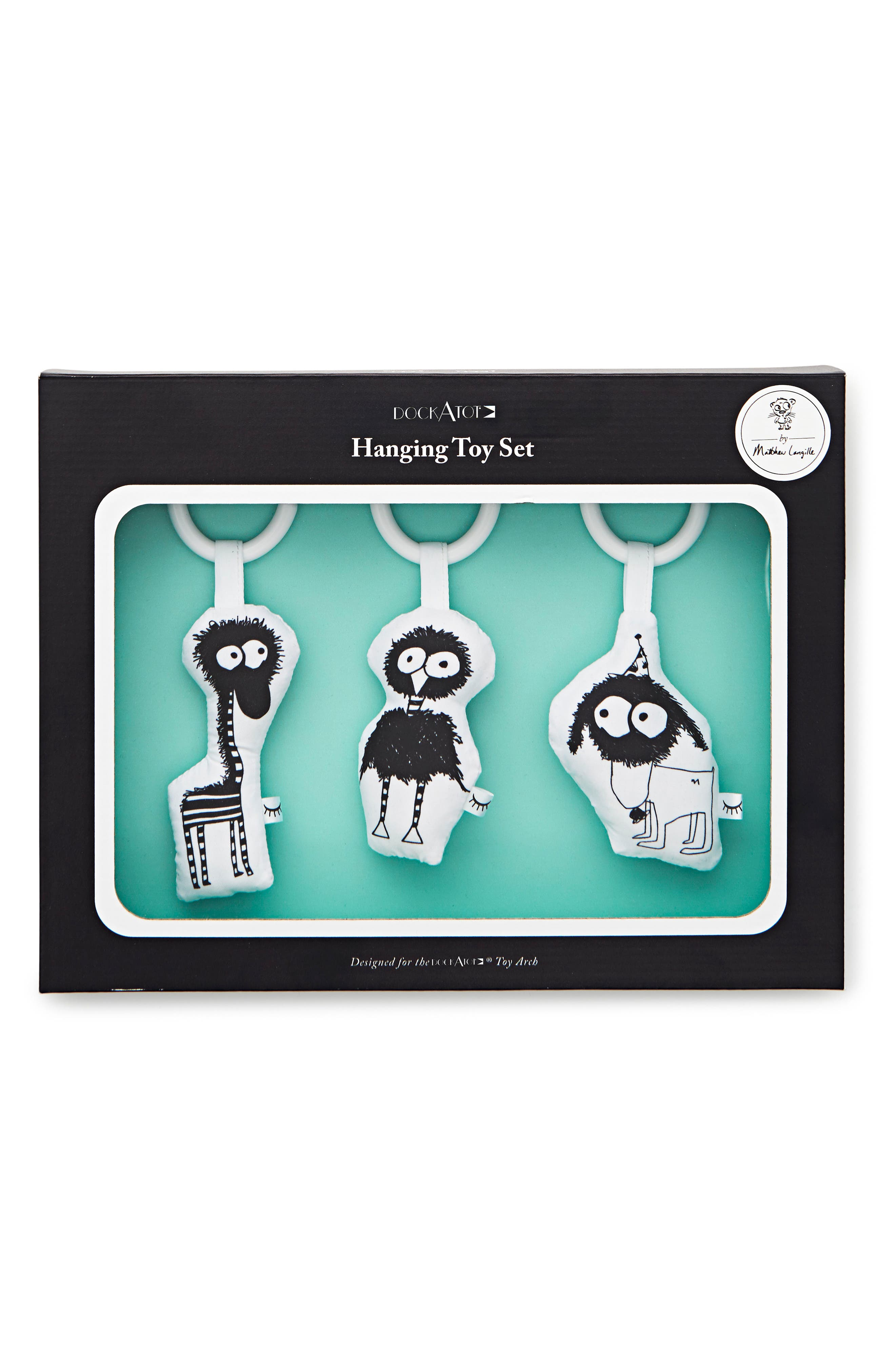 3-Piece Hanging Toy Set,                             Alternate thumbnail 3, color,                             002