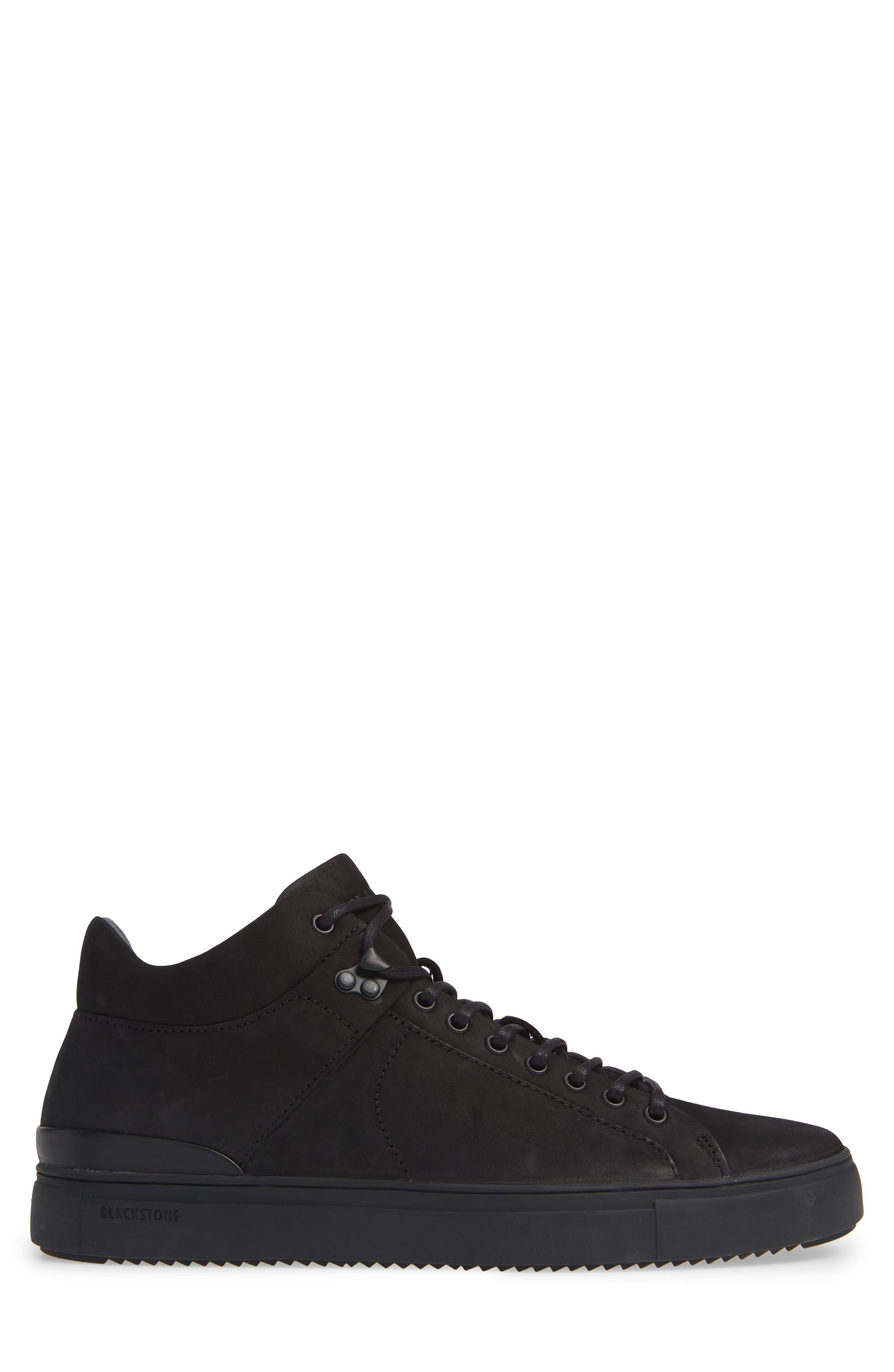 QM87 Sneaker,                             Alternate thumbnail 3, color,                             BLACK