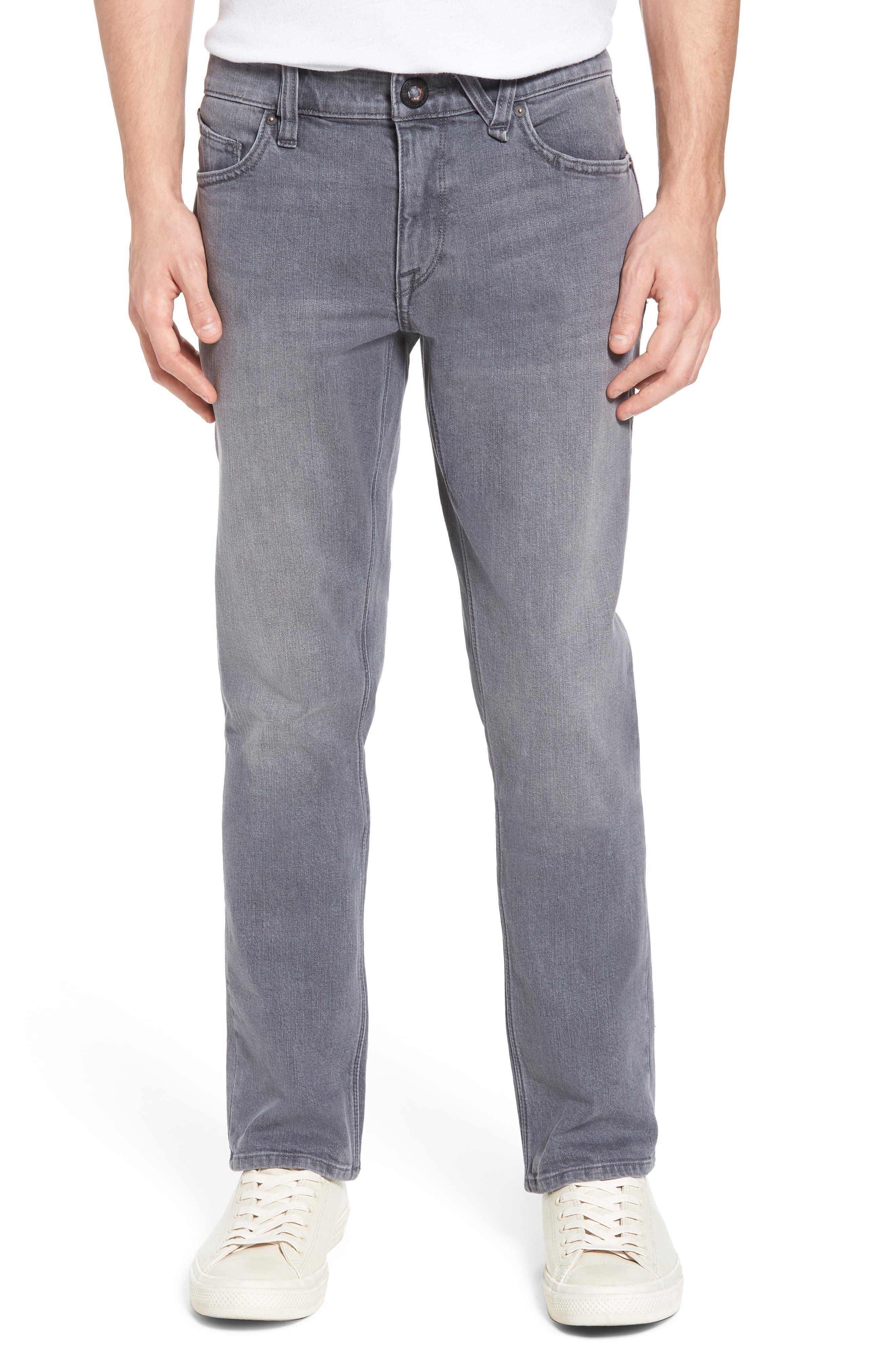 'Vorta' Slim Fit Jeans,                             Main thumbnail 3, color,