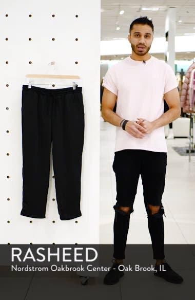 x Glam Squad Simple Jogger Pants, sales video thumbnail