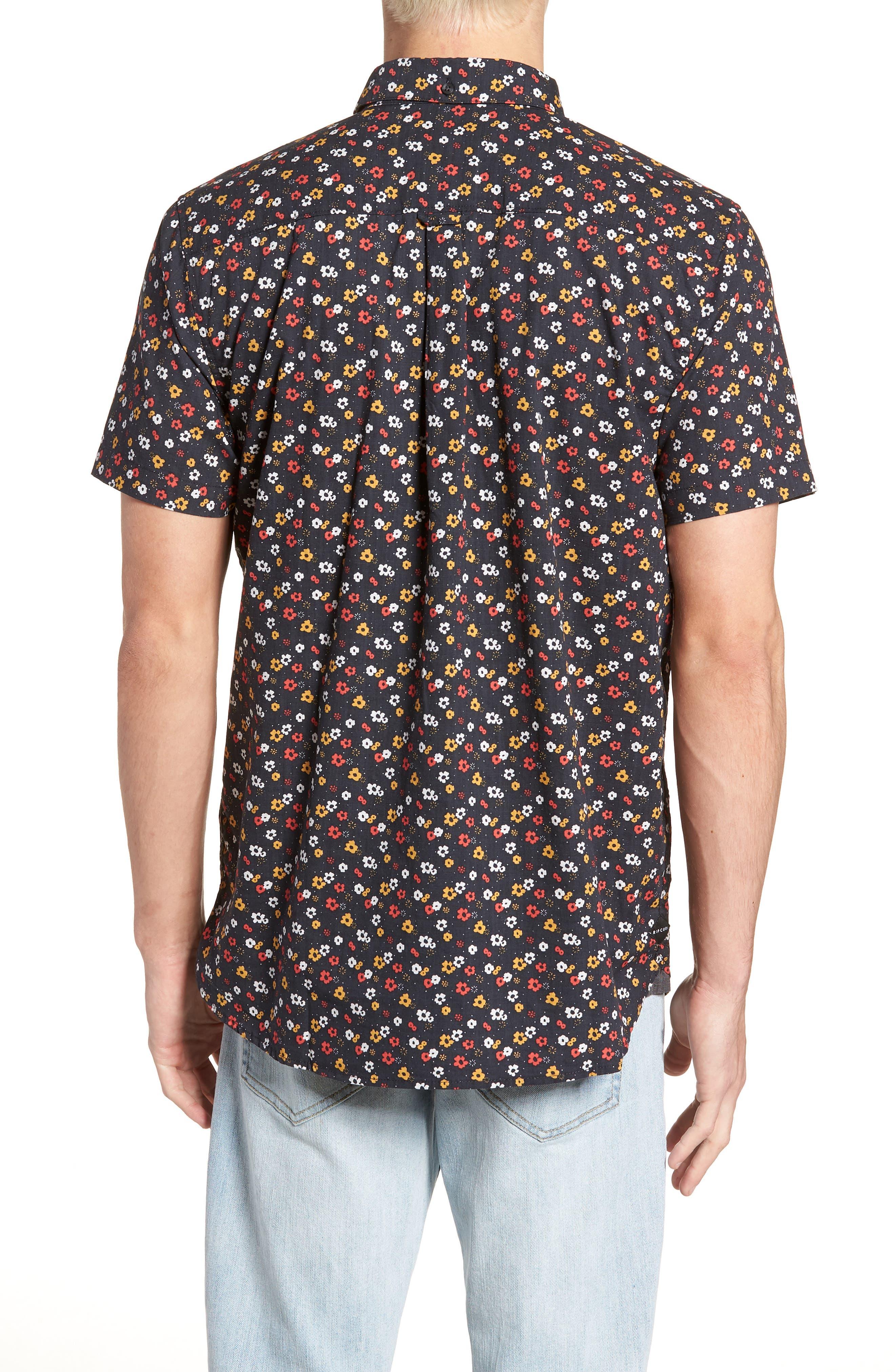 Scopic Woven Shirt,                             Alternate thumbnail 4, color,