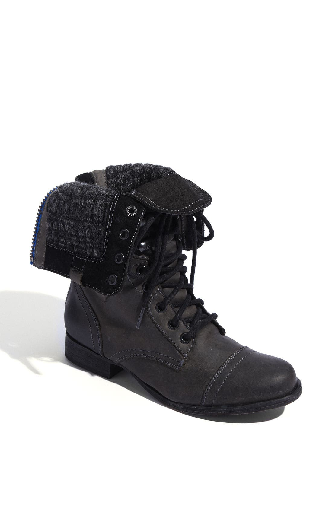 'Cablee' Boot,                             Main thumbnail 1, color,                             001