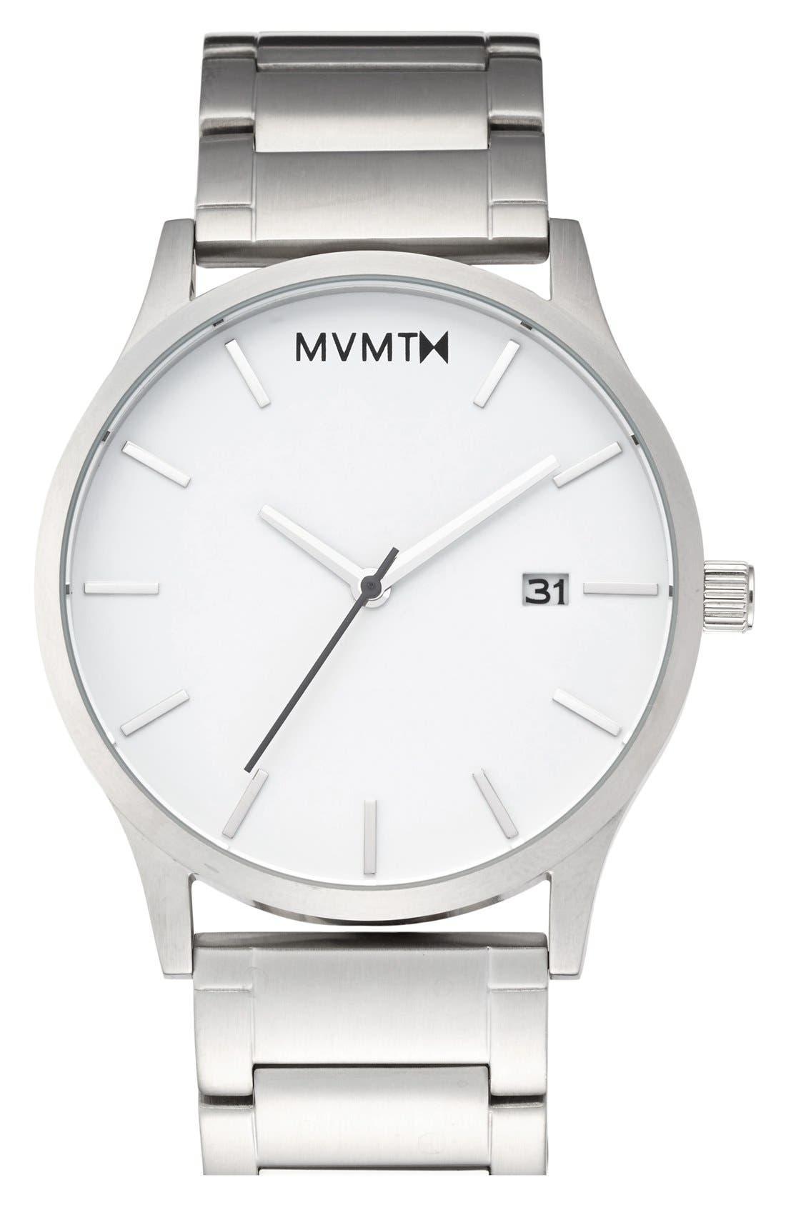 Bracelet Watch, 45mm,                         Main,                         color, 040