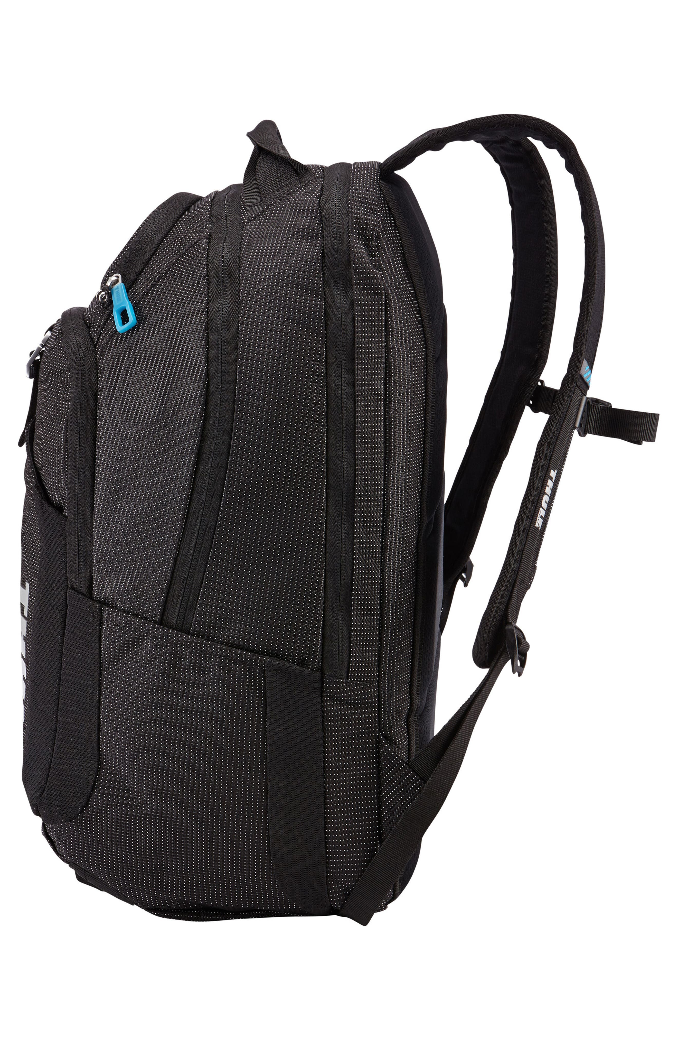 Crossover 32-Liter Backpack,                             Alternate thumbnail 3, color,                             BLACK