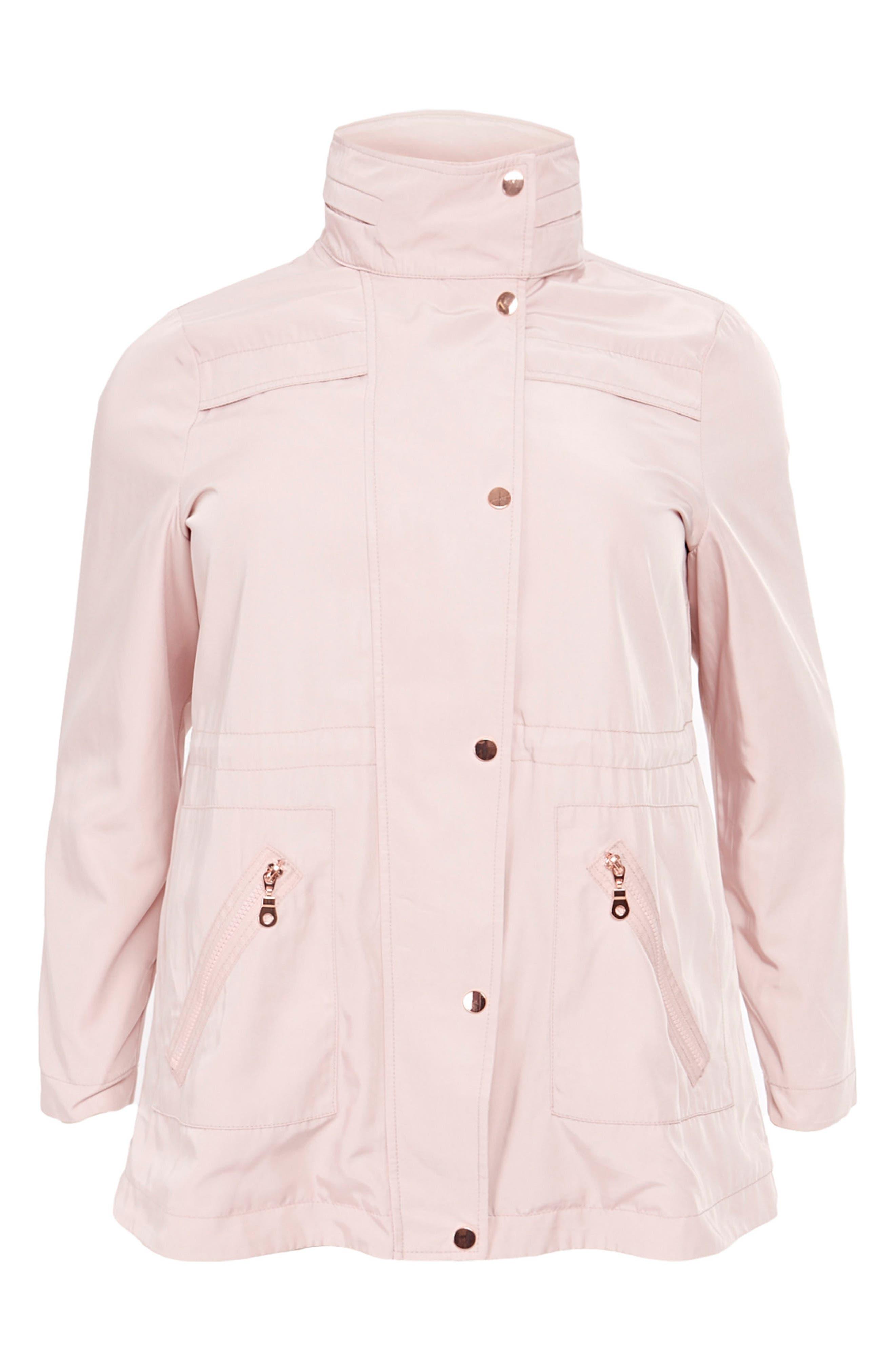 Zip Trim Jacket,                             Alternate thumbnail 6, color,