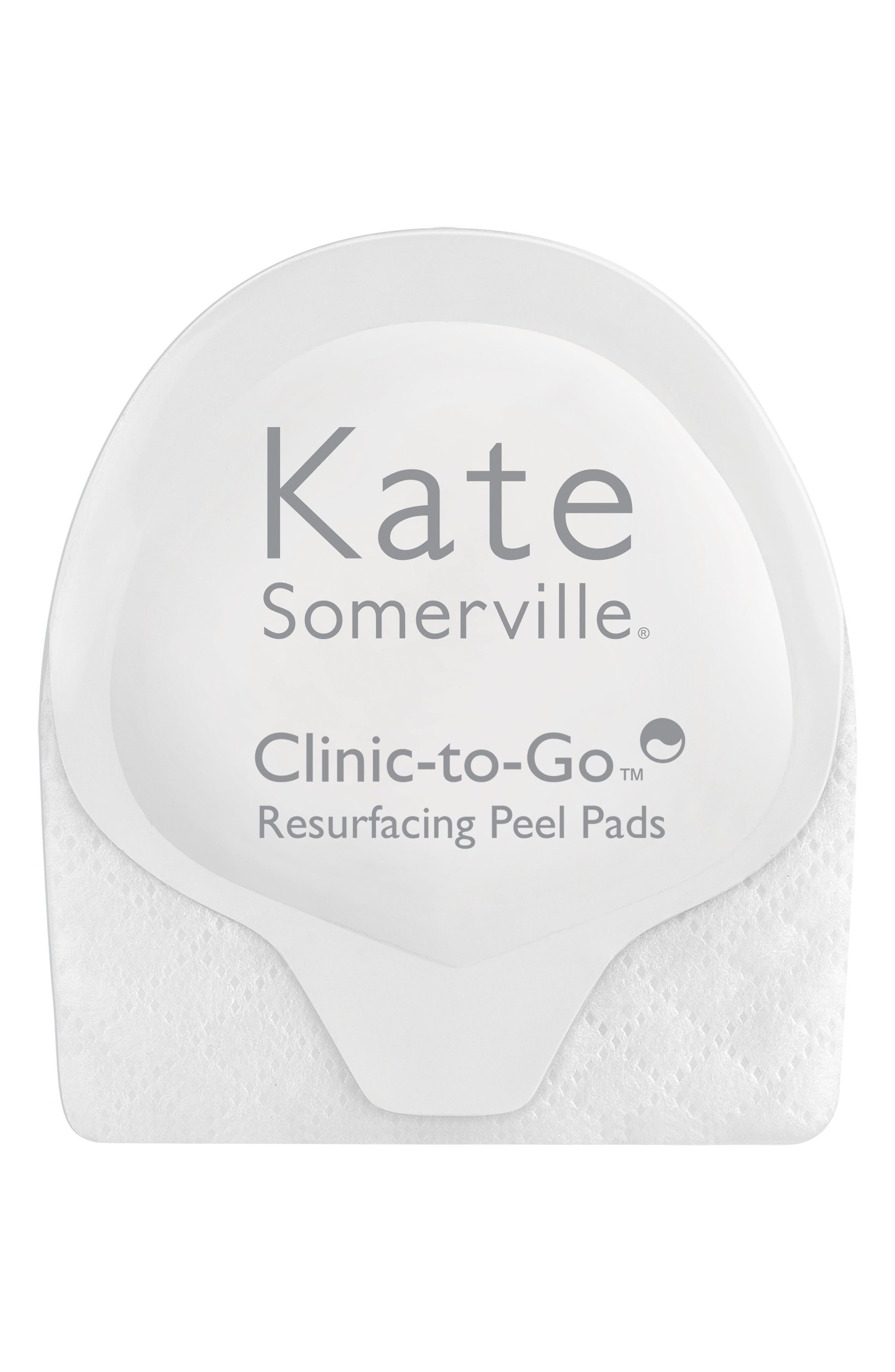 'Clinic-to-Go' Resurfacing Peel Pads,                             Main thumbnail 1, color,                             000