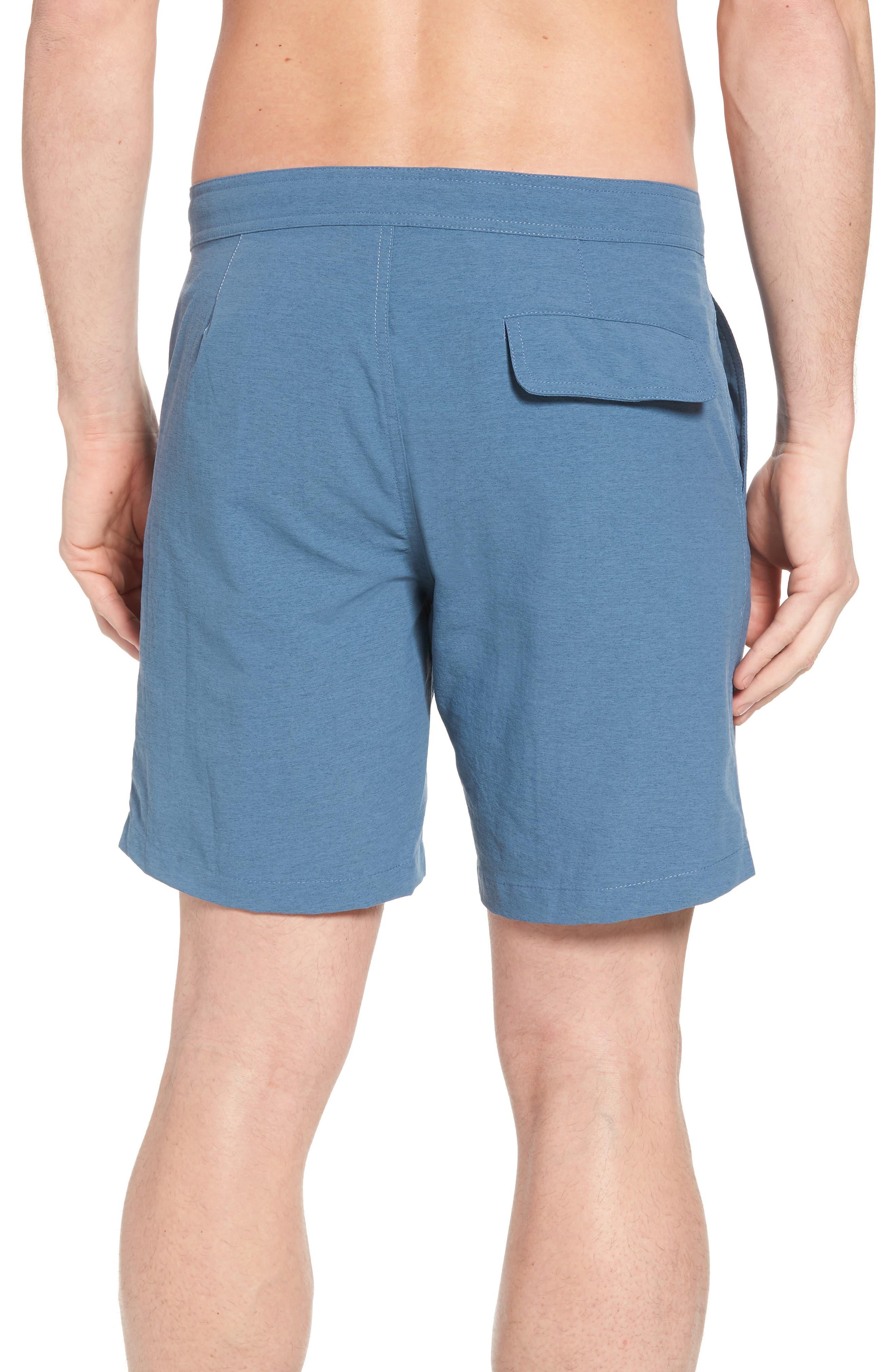 Bond Hybrid Shorts,                             Alternate thumbnail 2, color,                             TIDAL BLUE