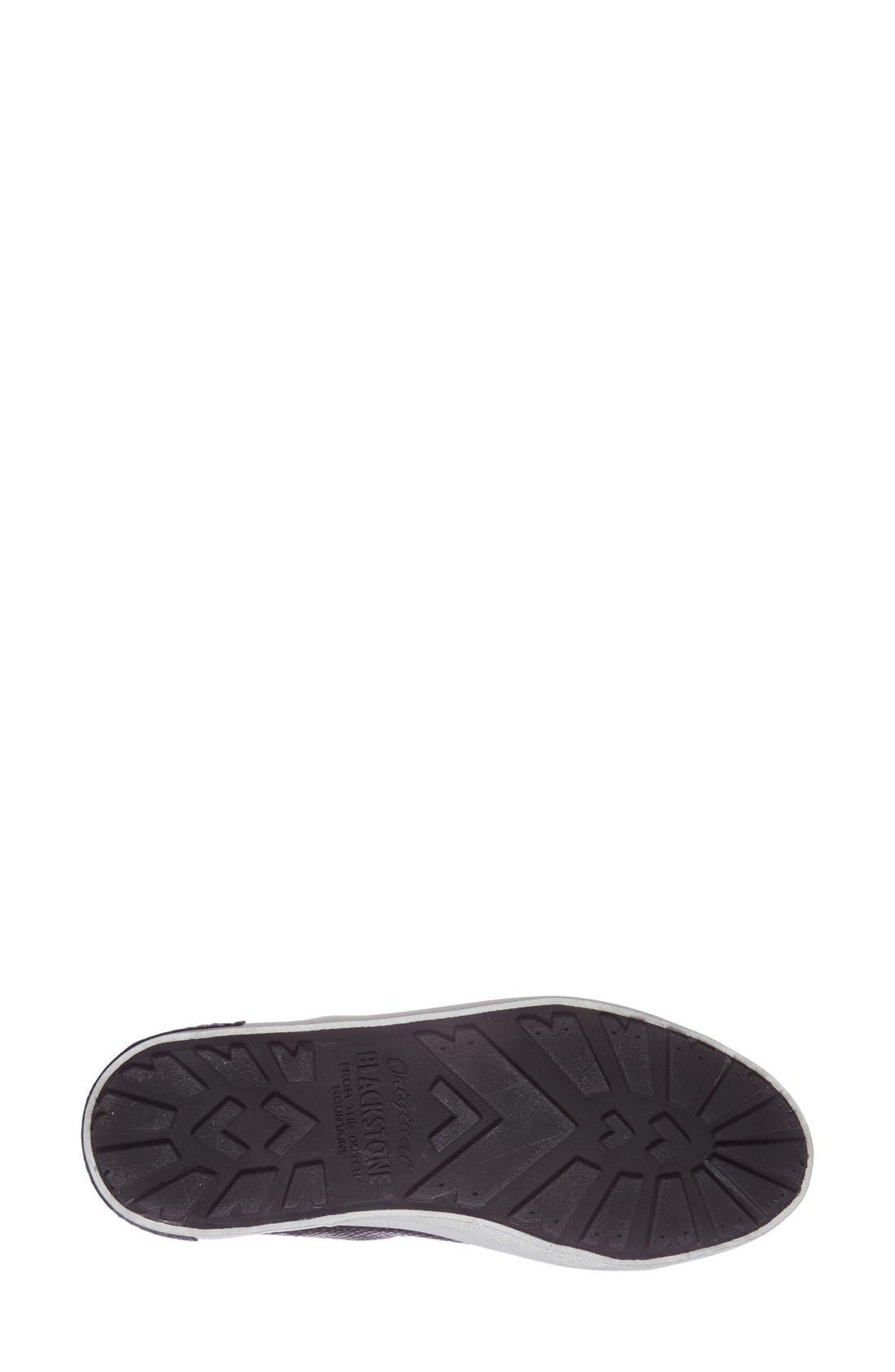 BLACKSTONE,                             'KL57' High Top Sneaker,                             Alternate thumbnail 4, color,                             006