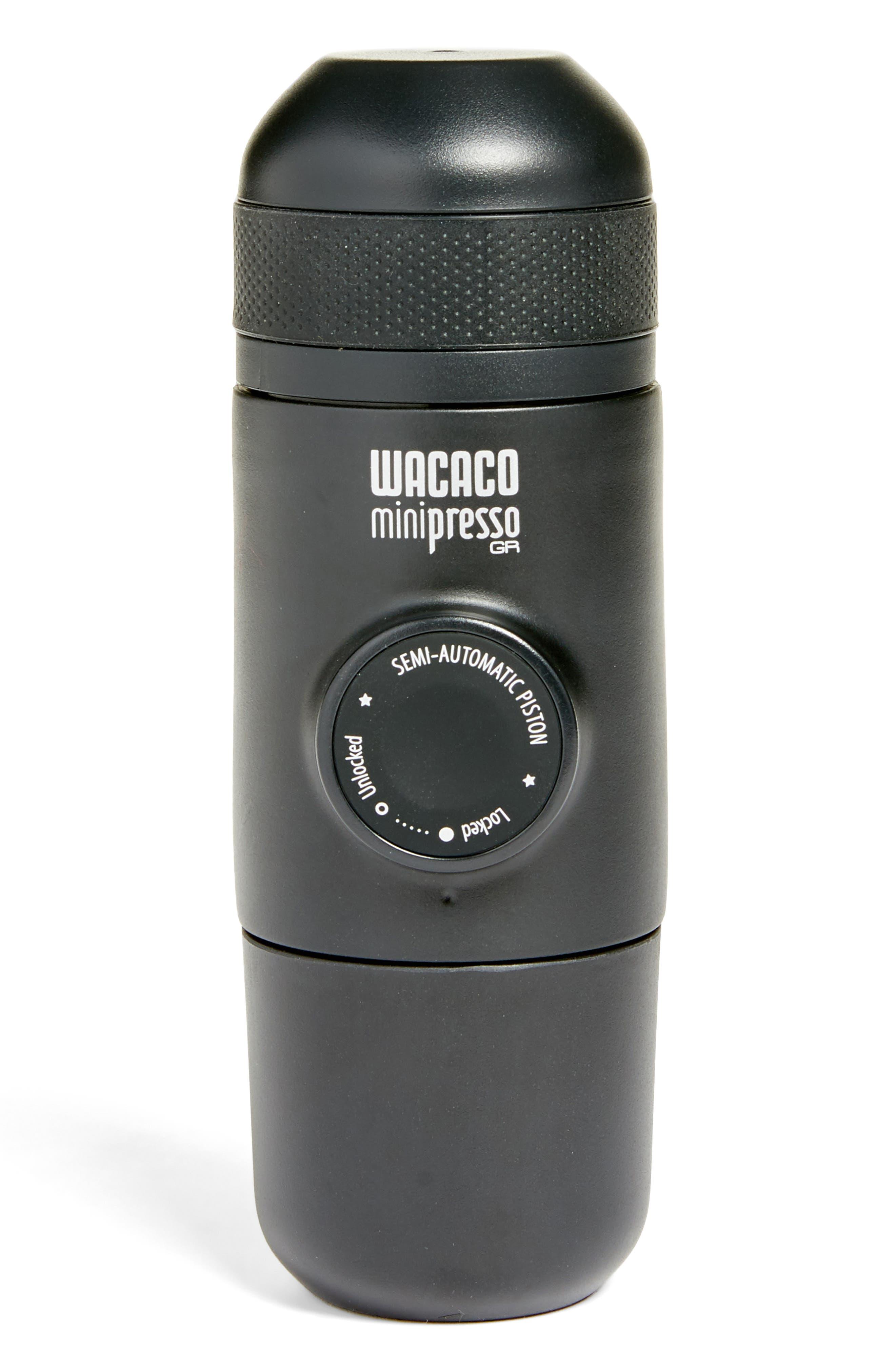 Minipresso Travel Espresso Maker,                             Main thumbnail 1, color,                             001