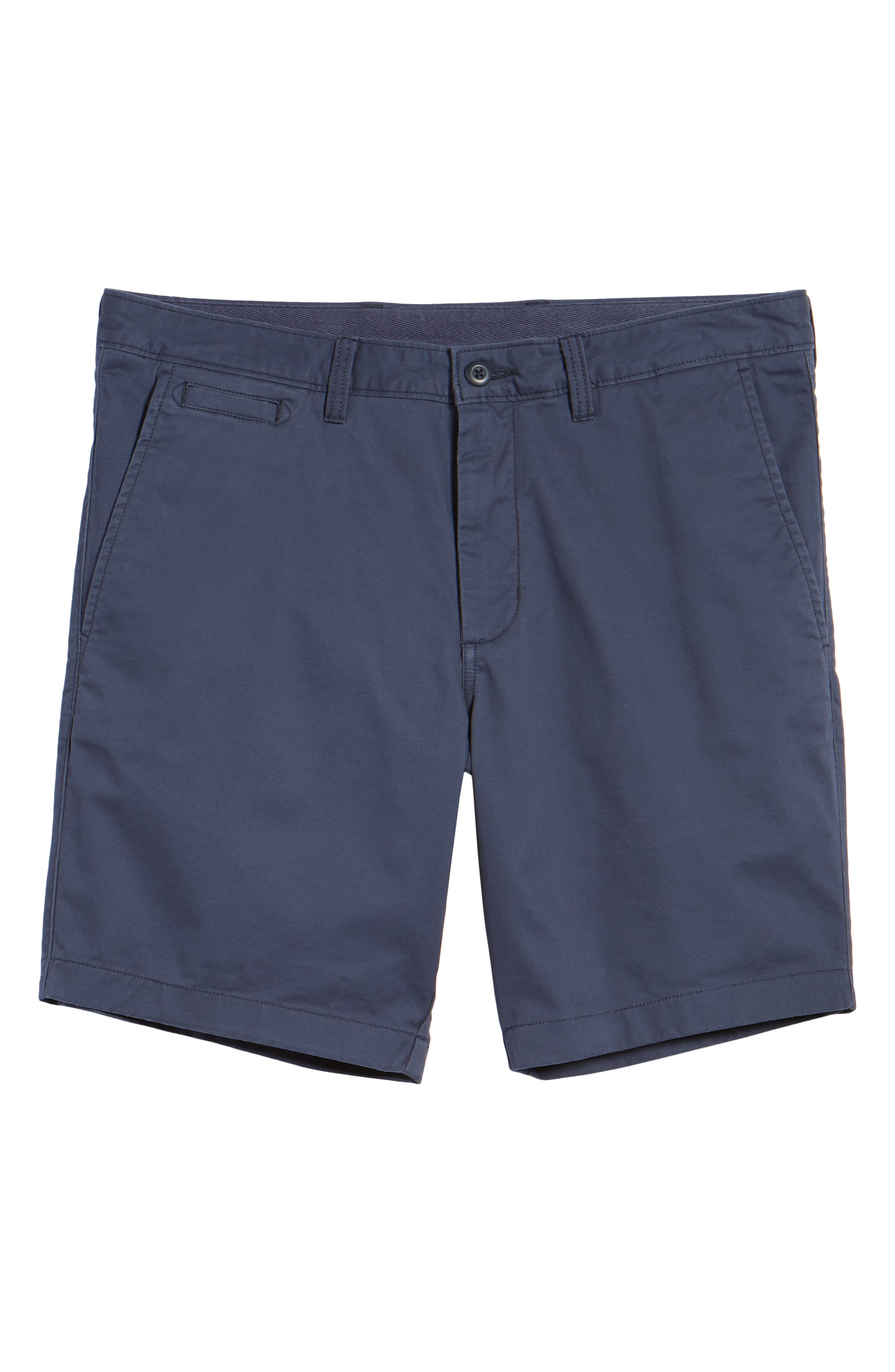 Ballard Slim Fit Stretch Chino 9-Inch Shorts,                             Alternate thumbnail 67, color,