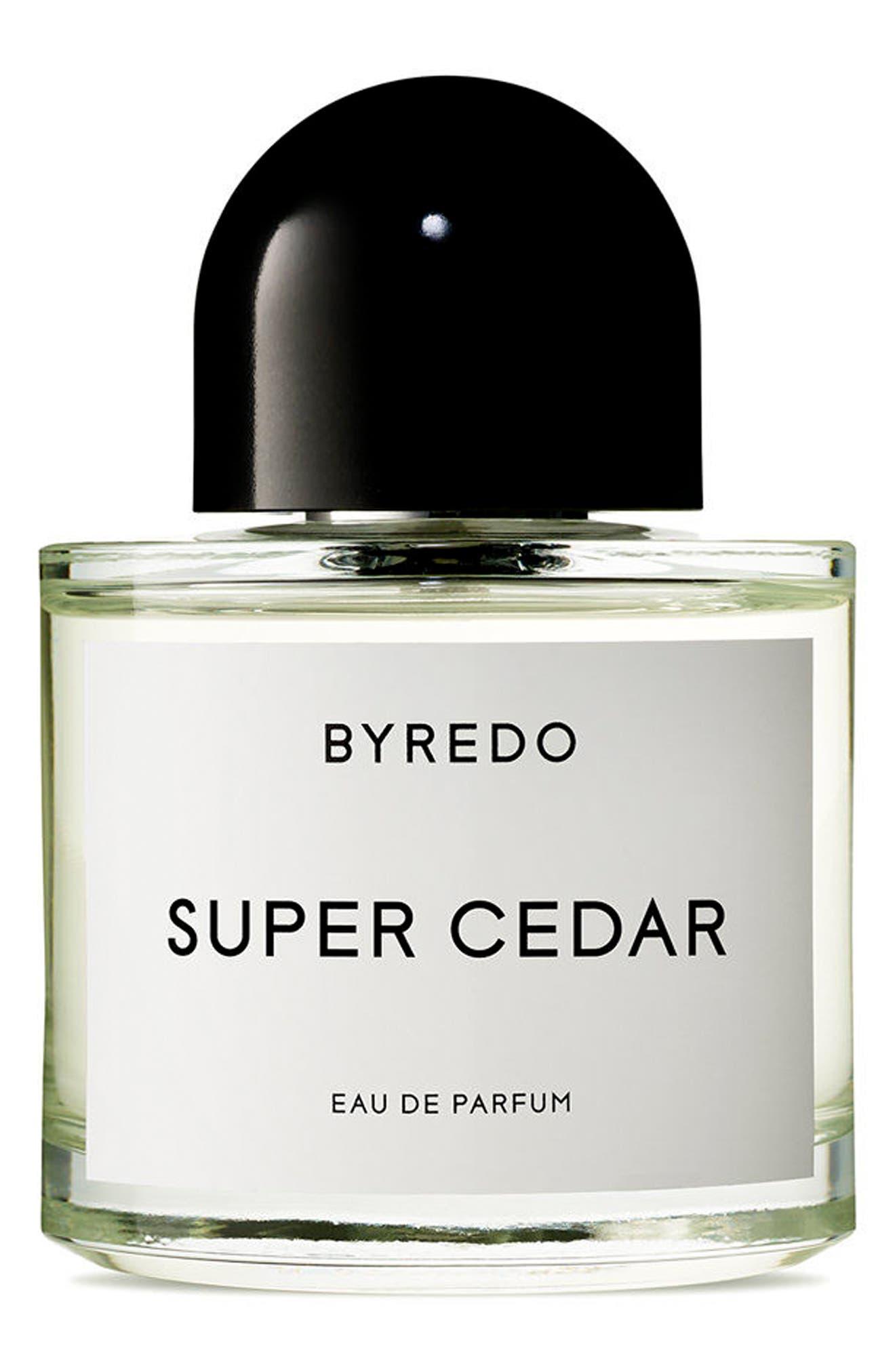 Super Cedar Eau de Parfum,                             Main thumbnail 1, color,                             NO COLOR
