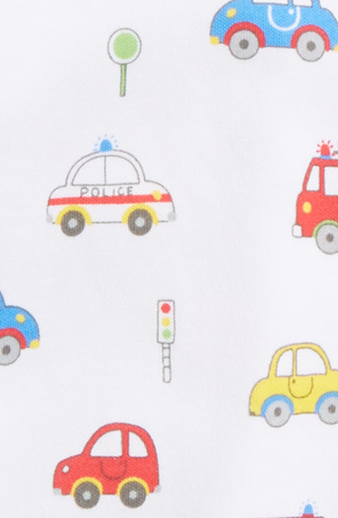 Rush Hour Footie,                             Alternate thumbnail 2, color,                             900