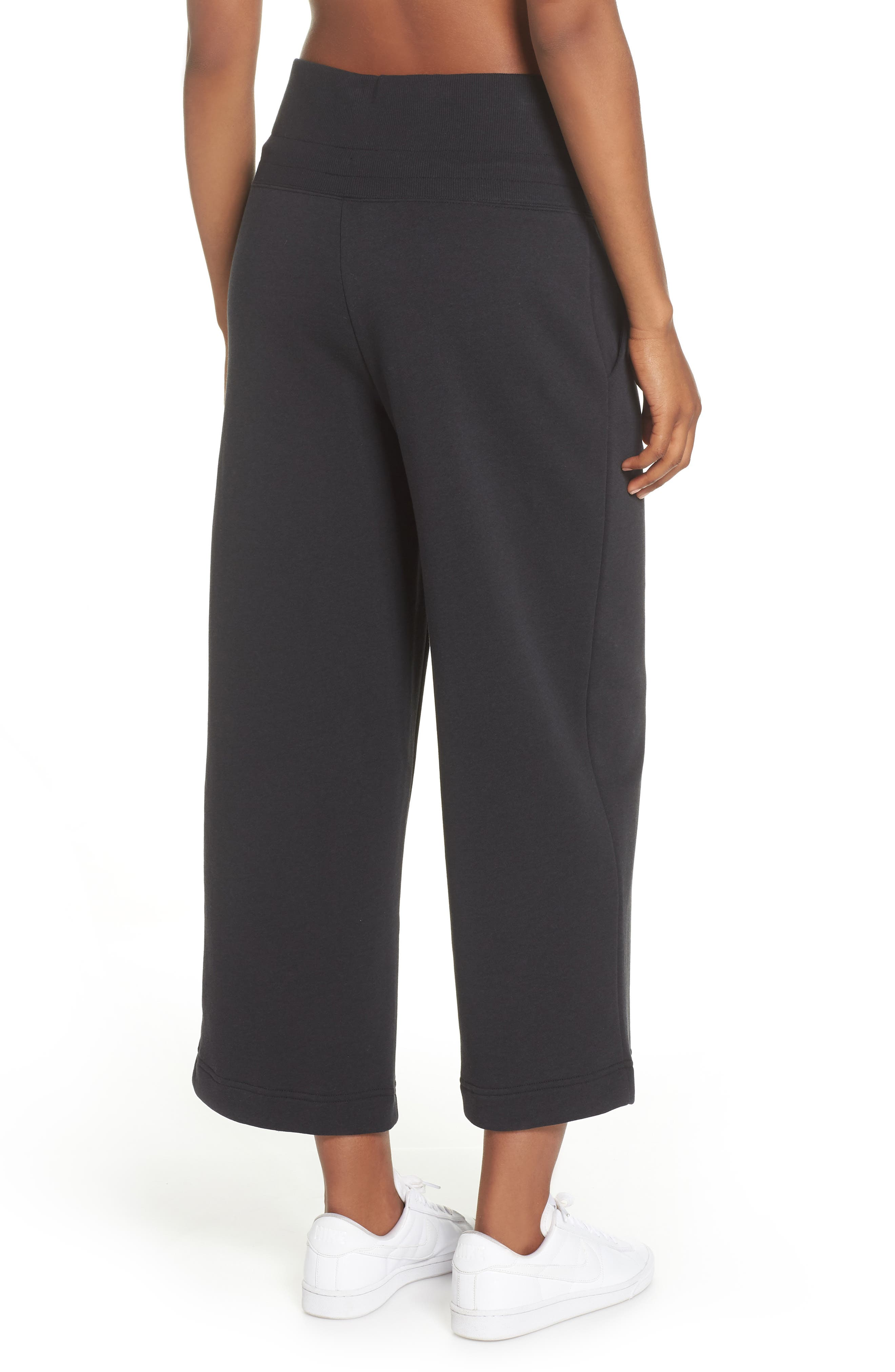 Sportswear Rally Cropped Pants,                             Alternate thumbnail 2, color,                             010