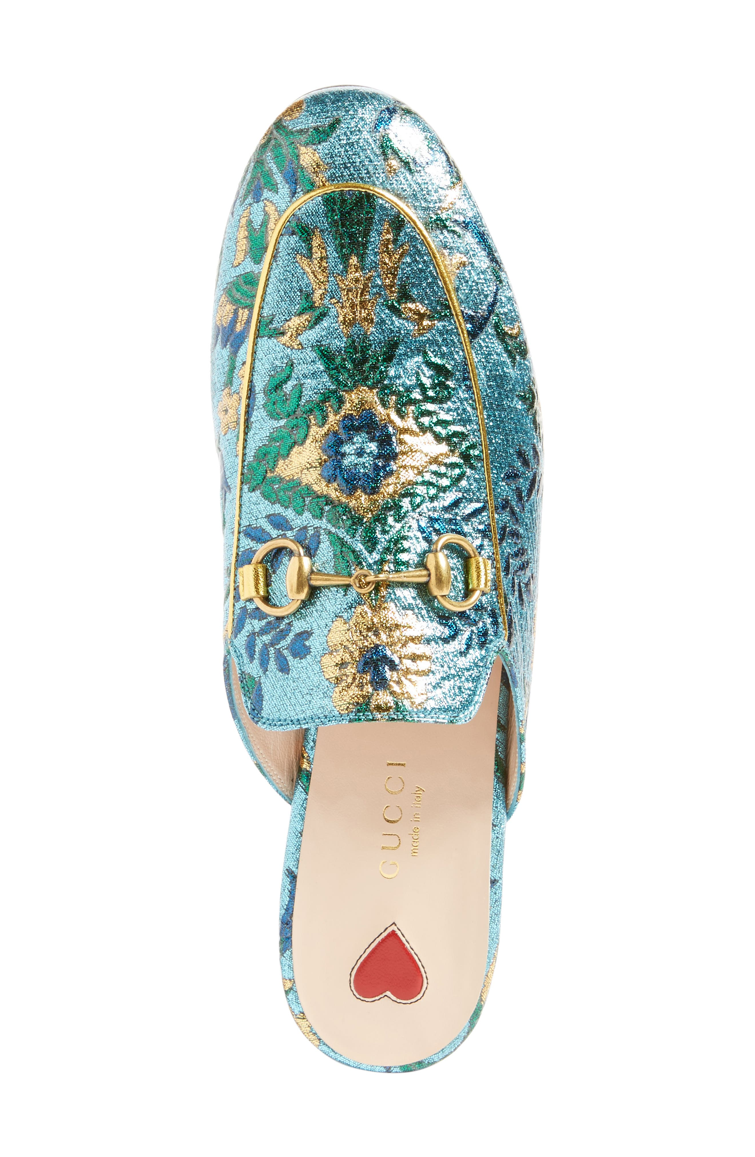 Princetown Loafer Mule,                             Alternate thumbnail 7, color,