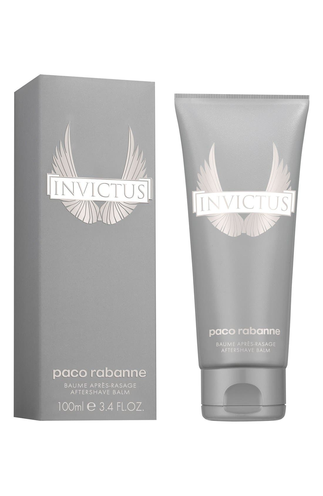paco rabanne 'Invictus' After Shave Balm,                             Alternate thumbnail 3, color,                             NO COLOR
