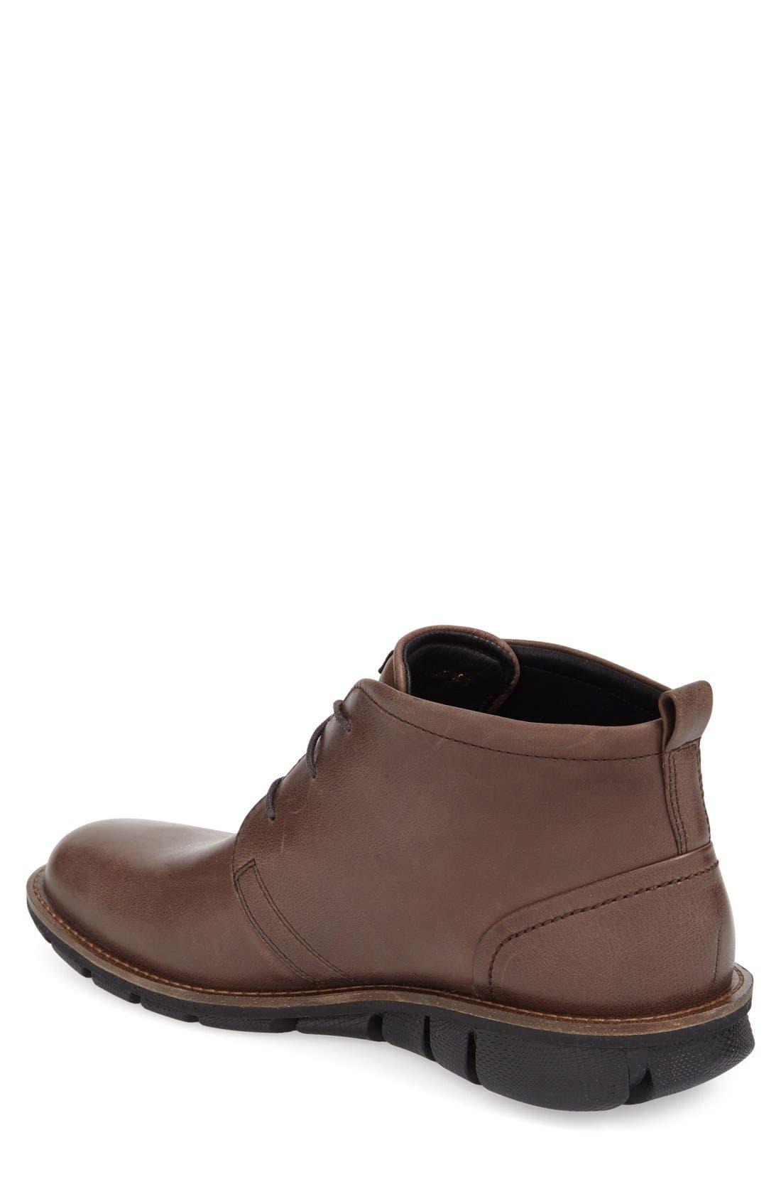 'Jeremy Hybrid' Plain Toe Boot,                             Alternate thumbnail 11, color,