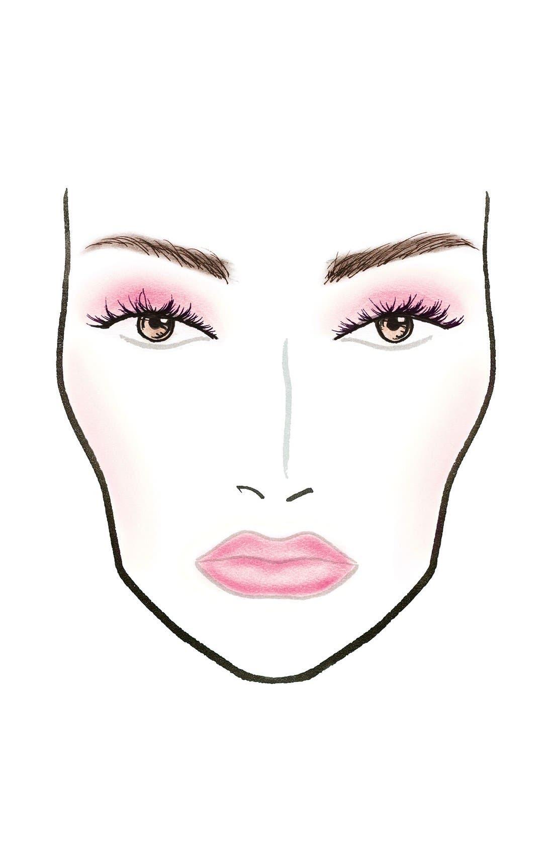 MAC 'Look in a Box - Fun and Flirty' Pink Lip & Eye Kit,                             Alternate thumbnail 3, color,                             000