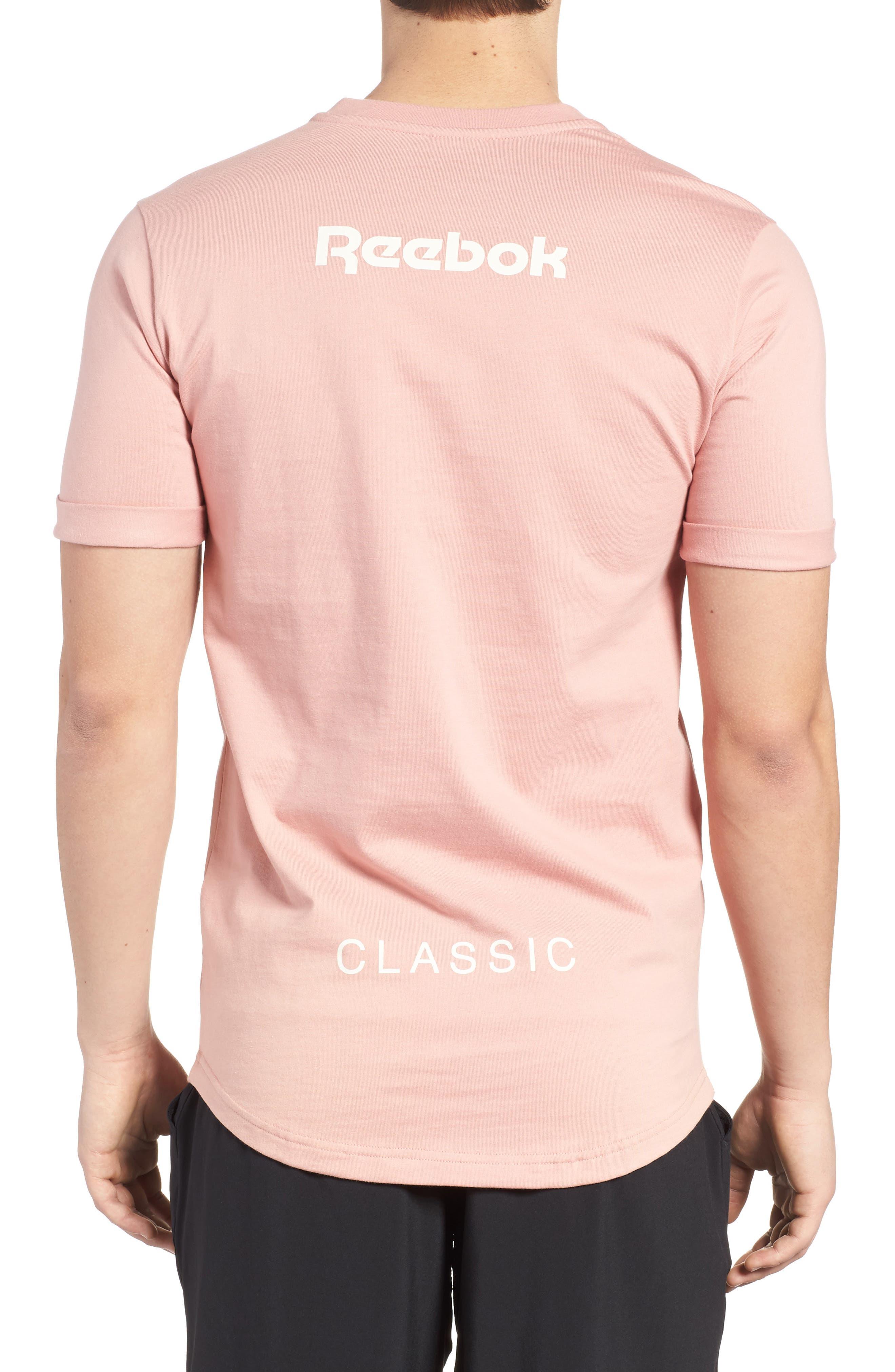 Extended Regular Crewneck T-Shirt,                             Alternate thumbnail 4, color,