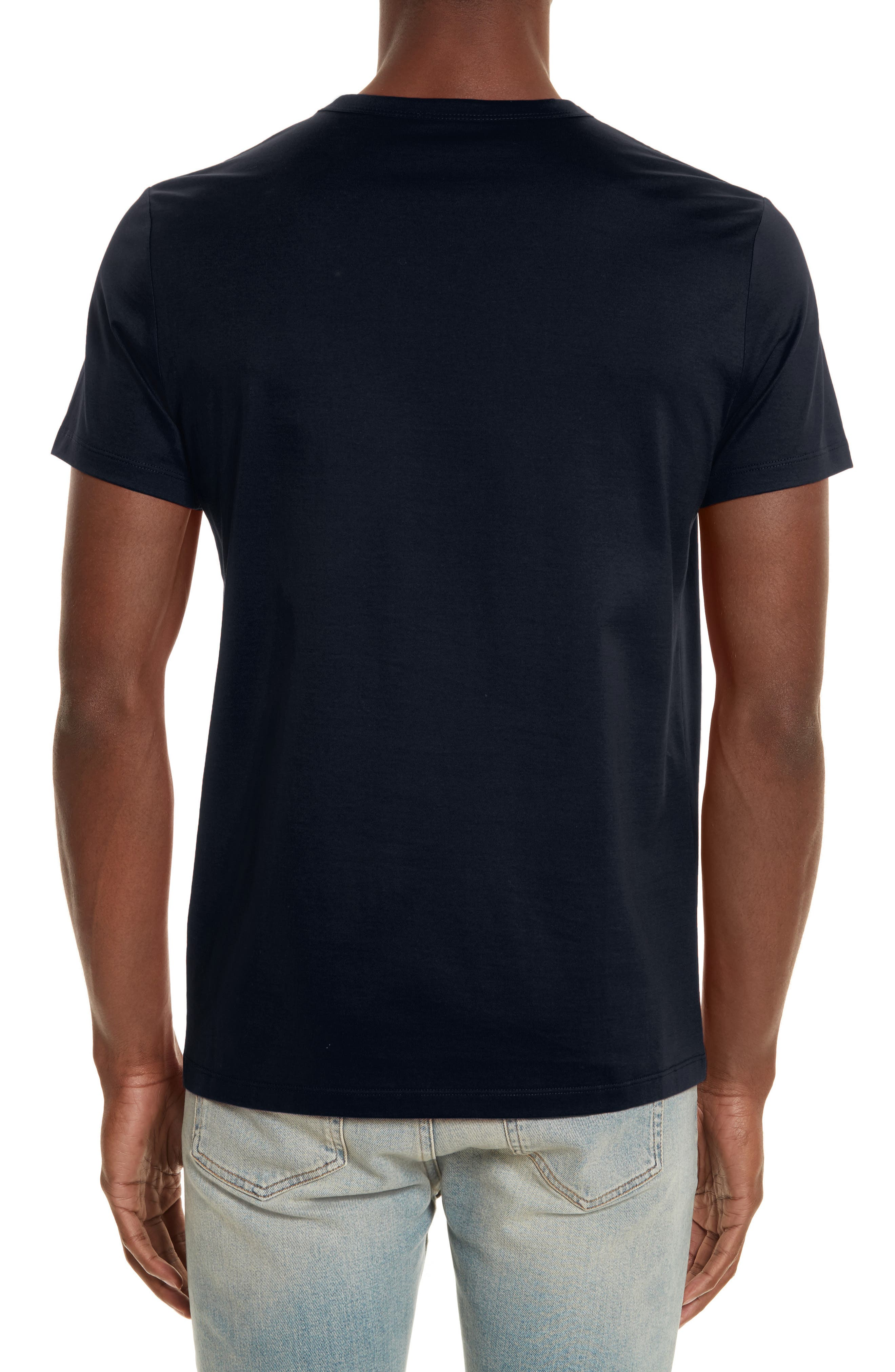 Patch T-Shirt,                             Alternate thumbnail 2, color,                             NAVY