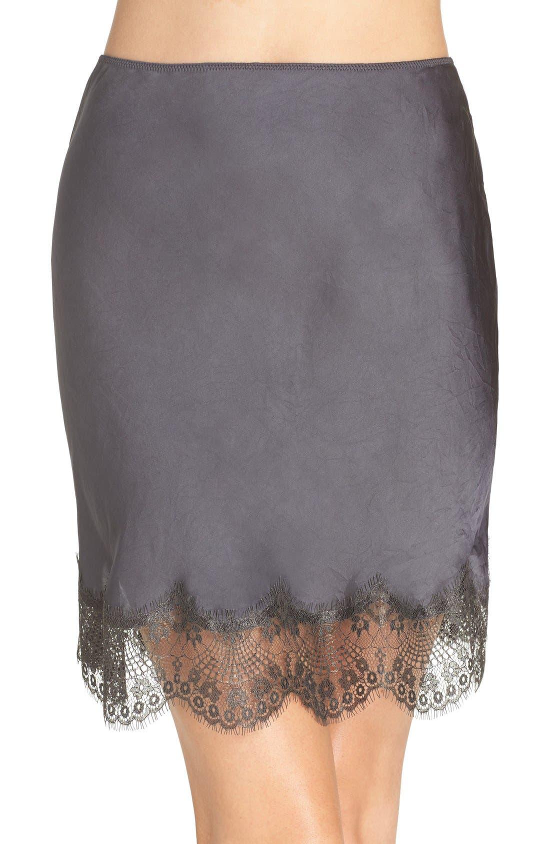 Lace Trim Half Slip,                             Main thumbnail 2, color,
