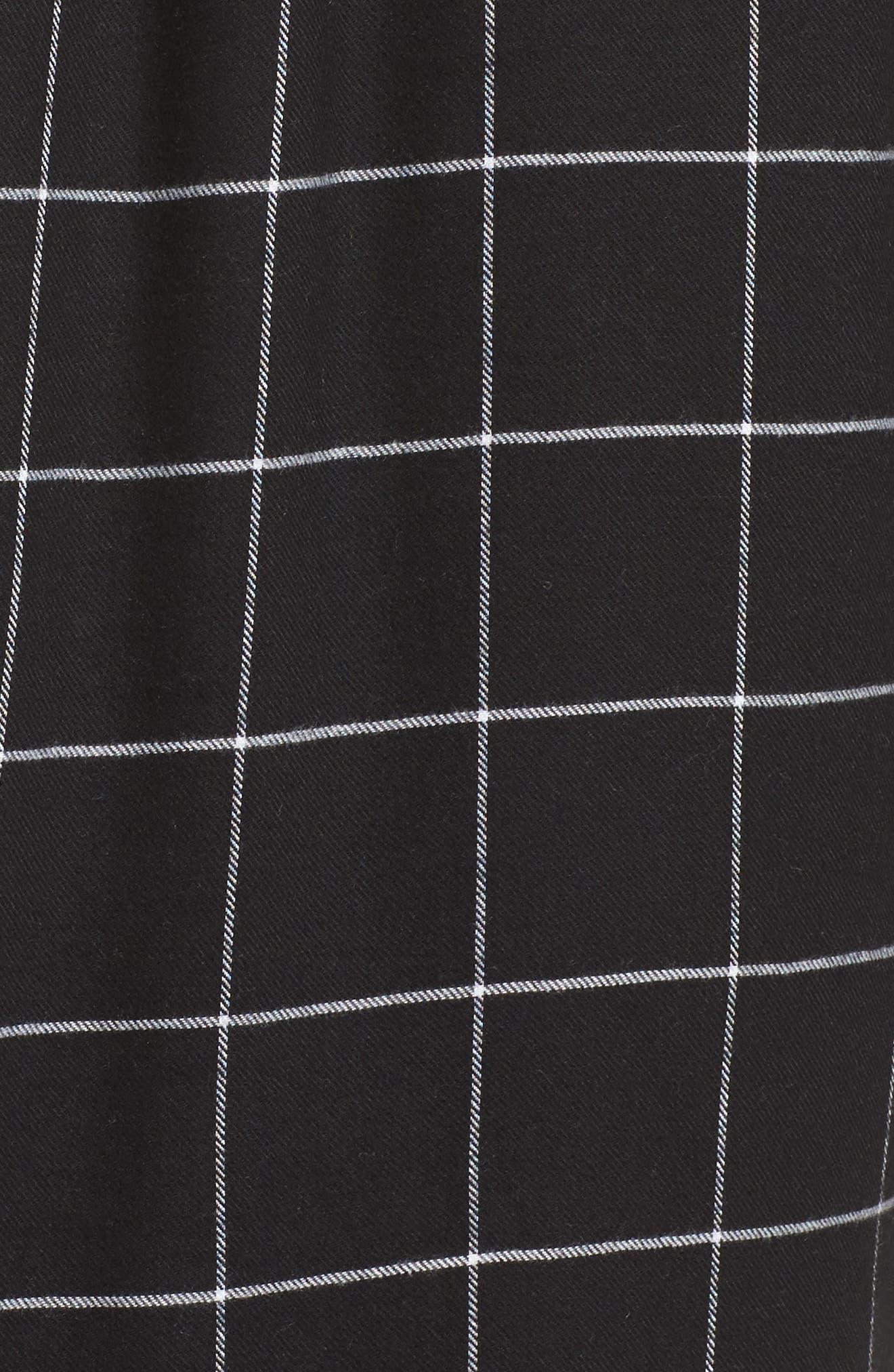 Maxi Sleep Shirt,                             Alternate thumbnail 5, color,                             001