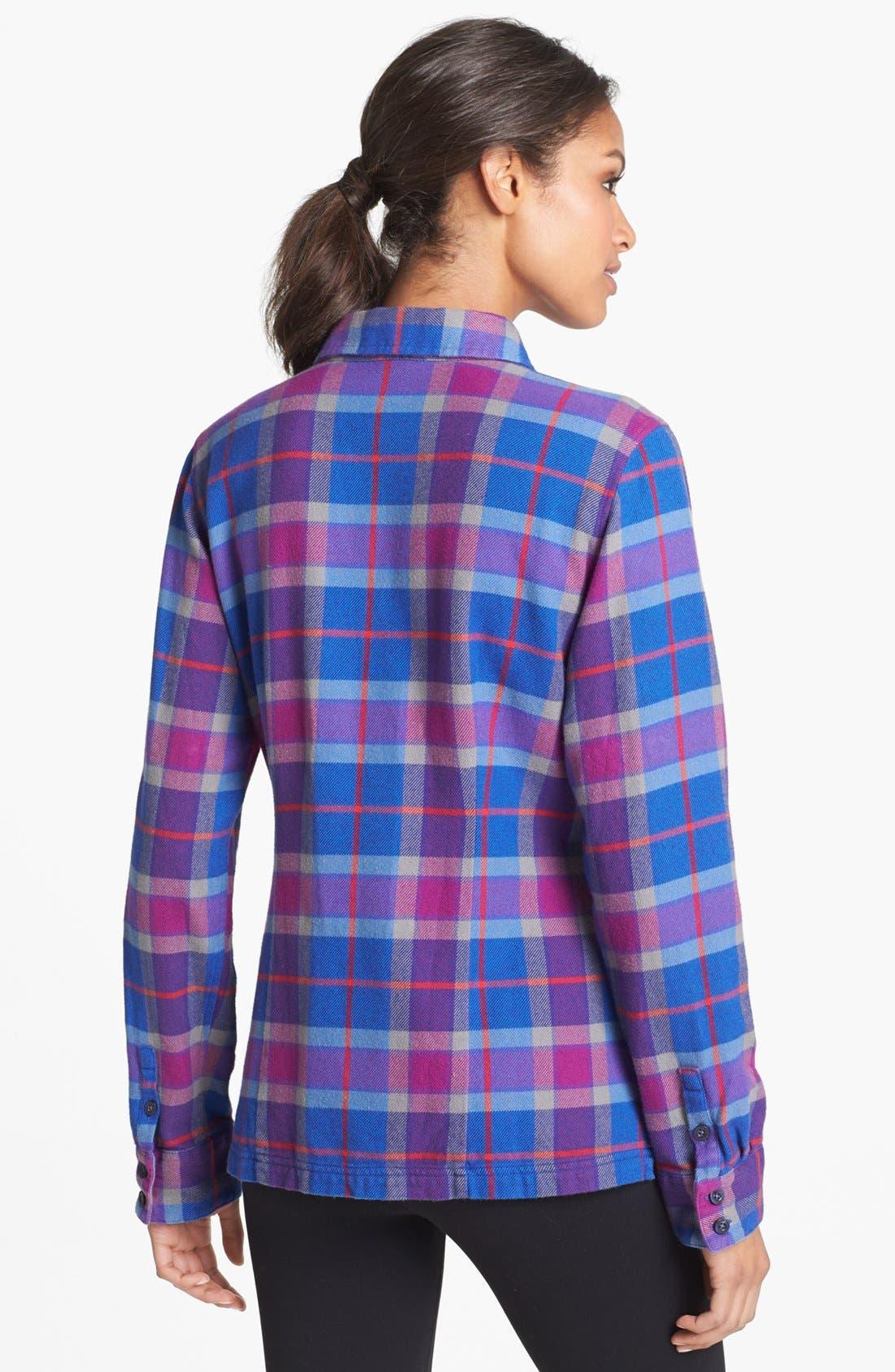 'Fjord' Flannel Shirt,                             Alternate thumbnail 27, color,