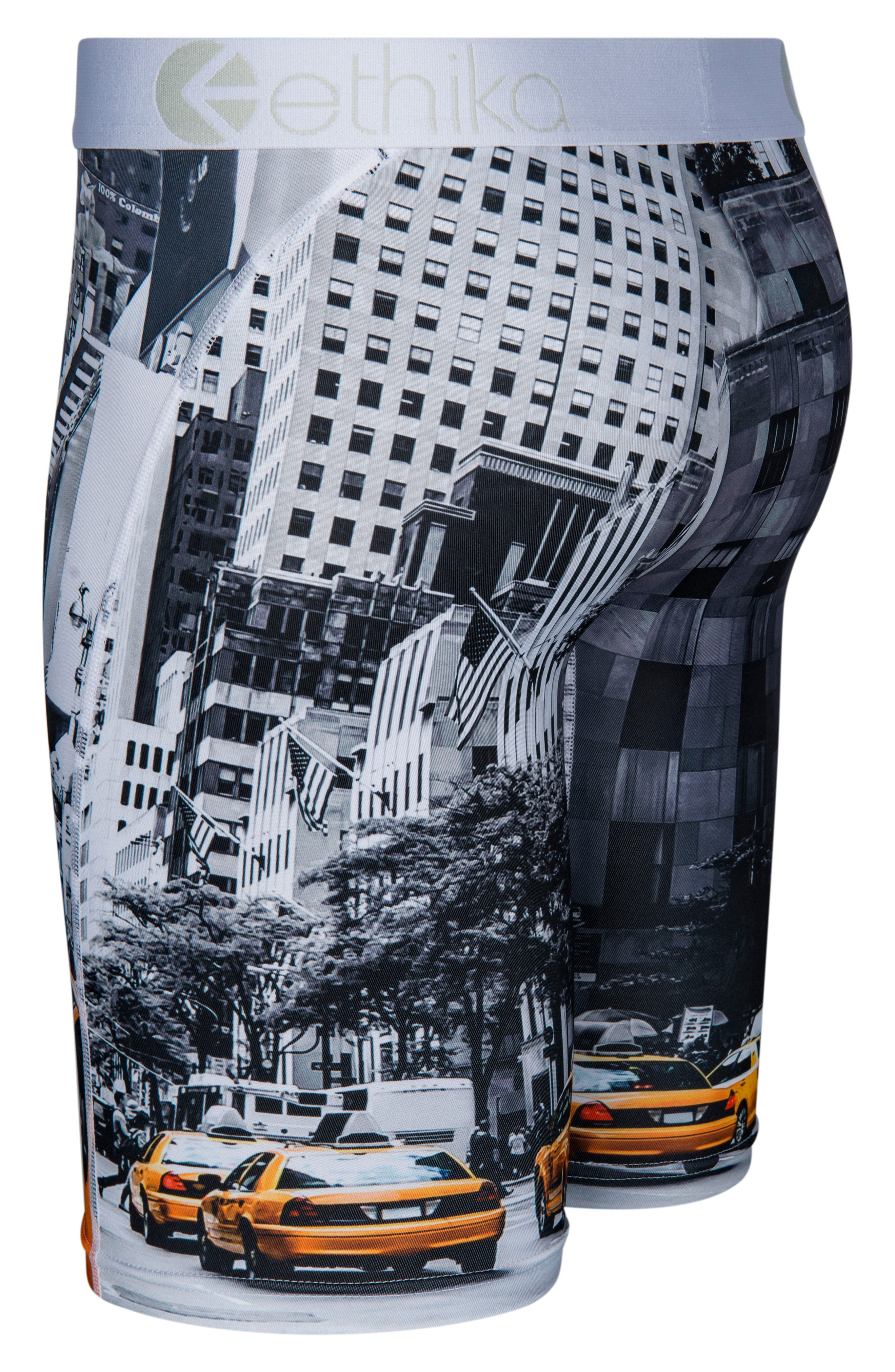 Cab City Stretch Boxer Briefs,                             Alternate thumbnail 3, color,                             020