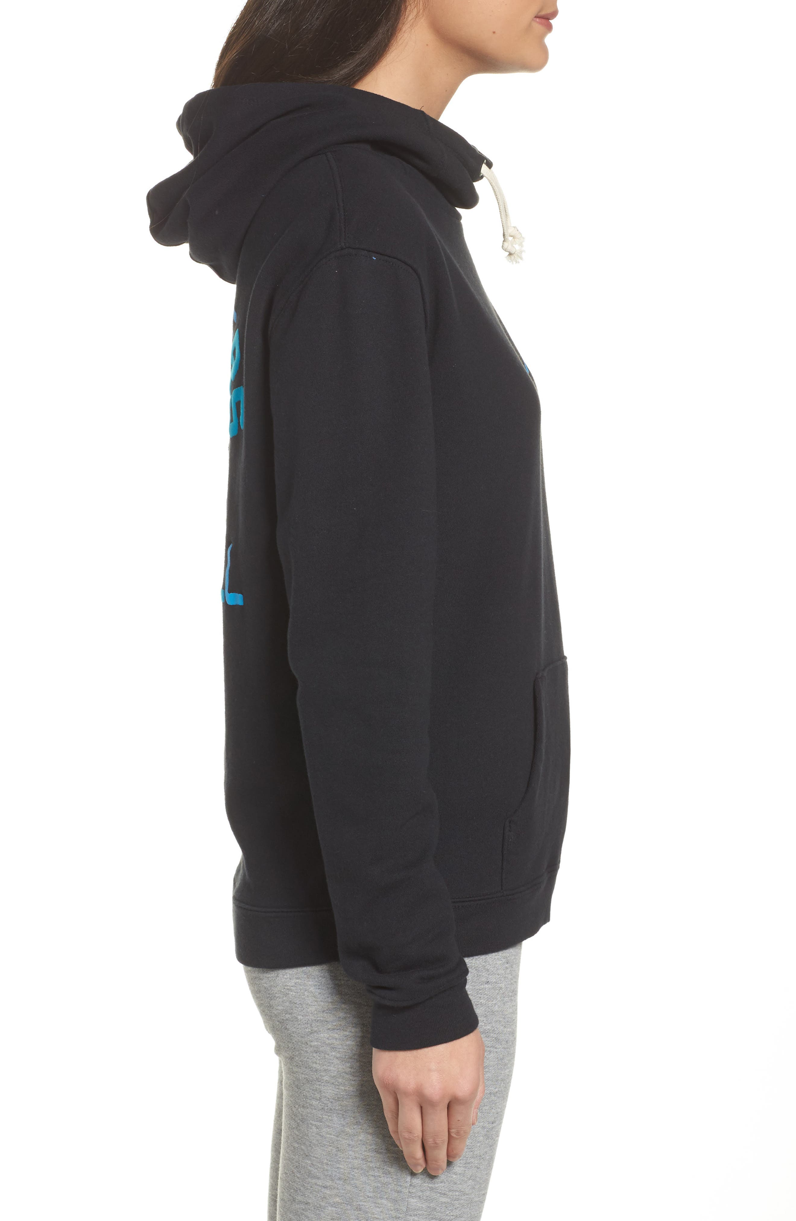 Panthers Sunday Hoodie,                             Alternate thumbnail 3, color,                             001
