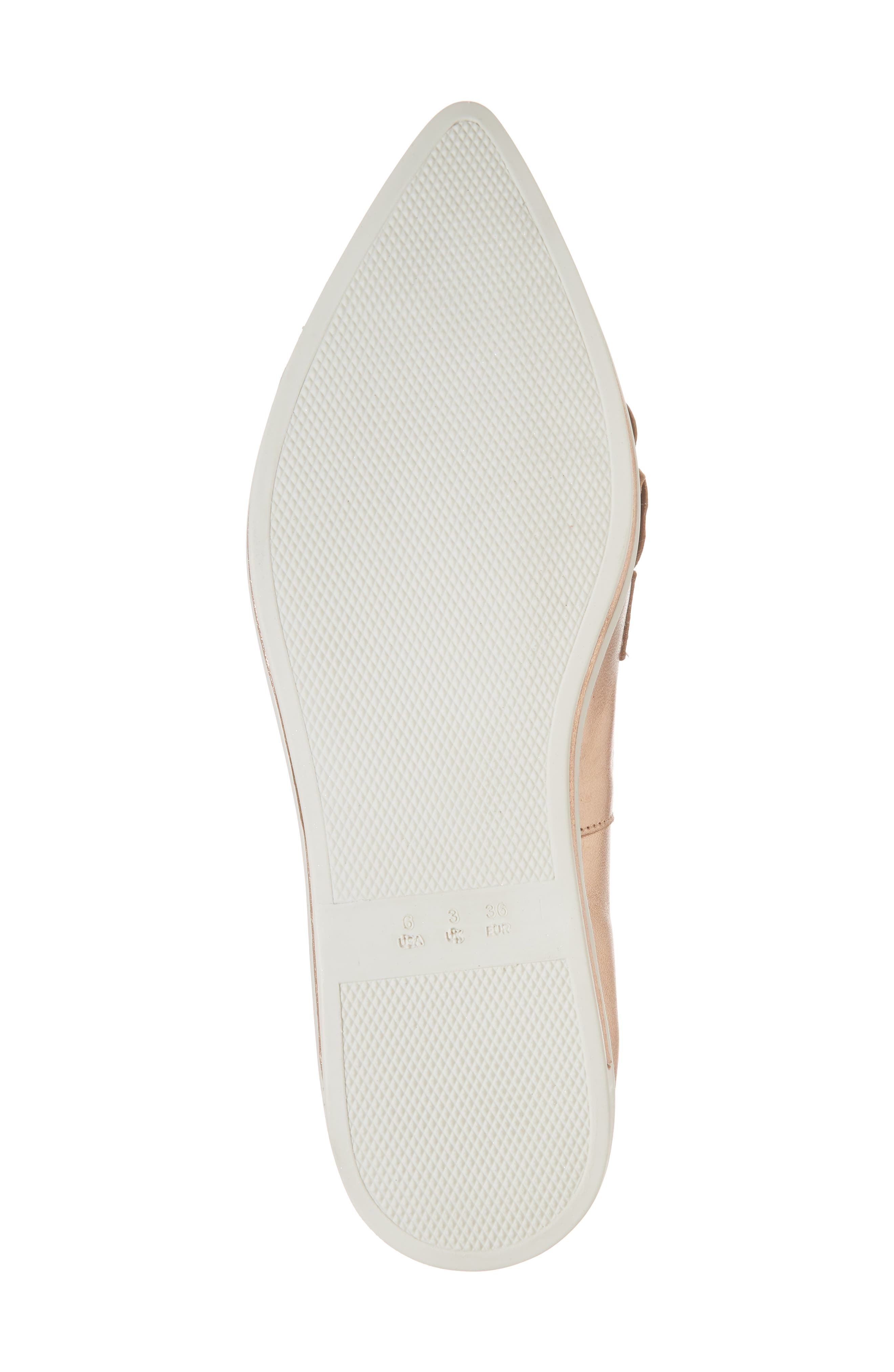 Taraji Ruffle Slip-On Sneaker,                             Alternate thumbnail 24, color,