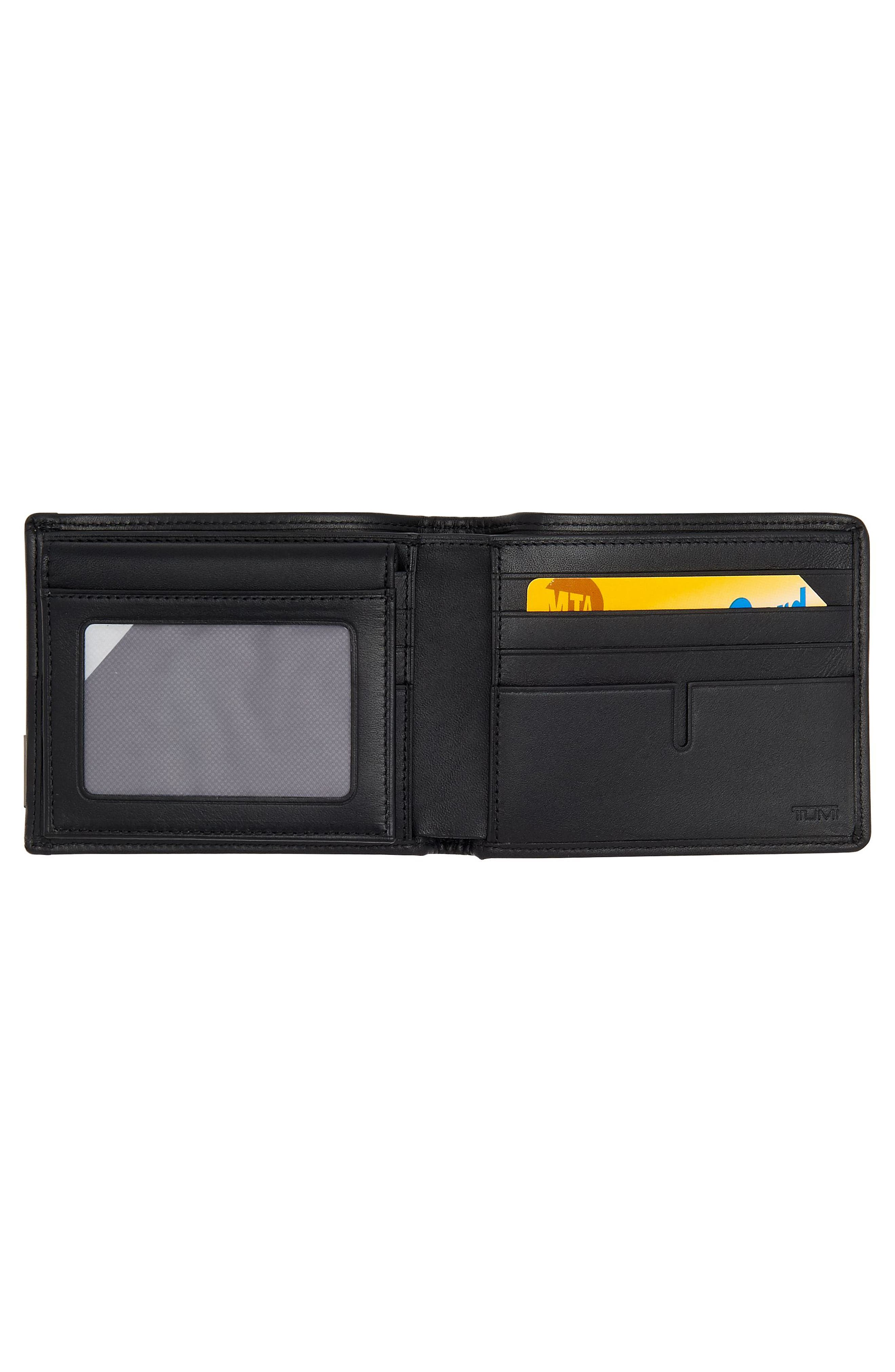 Alpha Global Pass Case Wallet,                             Alternate thumbnail 2, color,                             ANTHRACITE/ BLACK