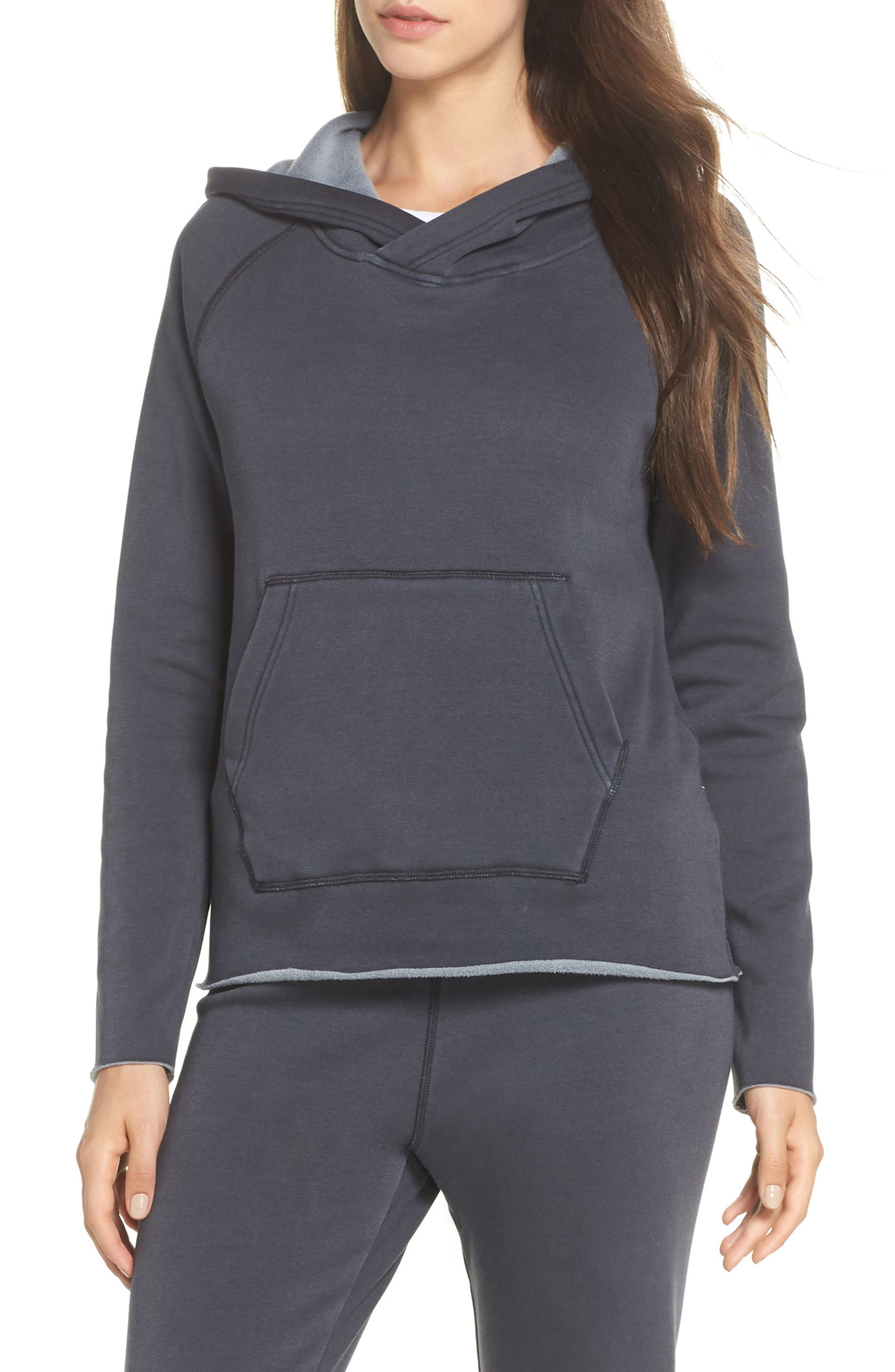 Pilar Hoodie,                             Main thumbnail 1, color,                             CHARCOAL