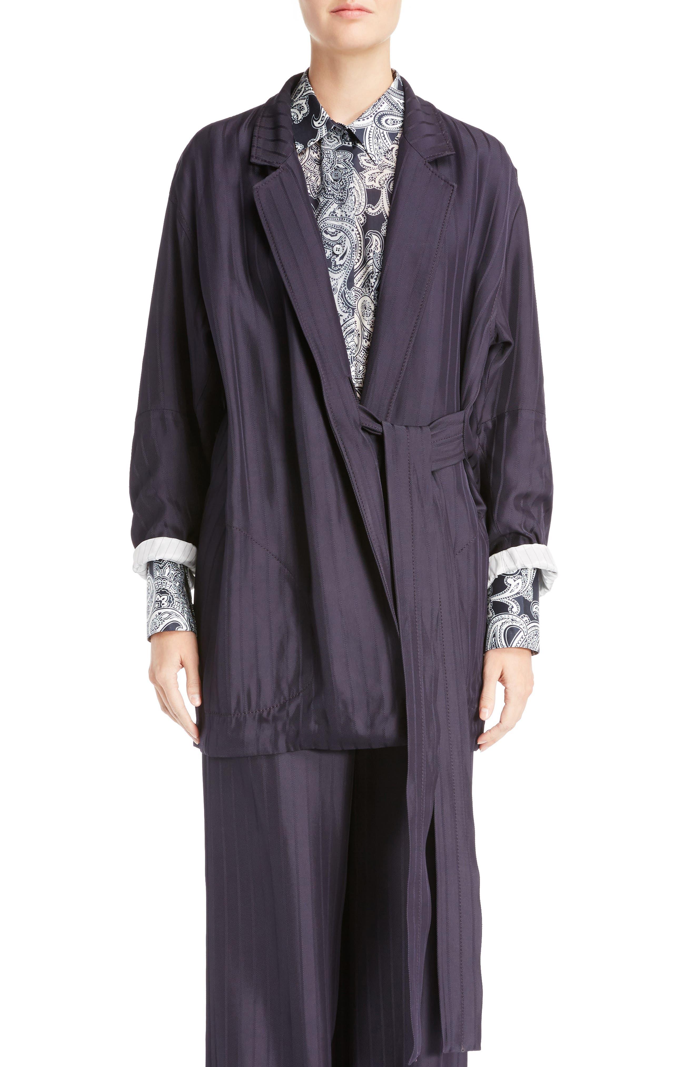 Jabin Stripe Jacquard Jacket,                         Main,                         color, 410