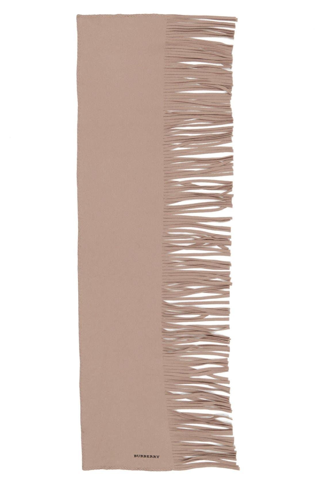 Wool Blend Fringe Scarf,                             Alternate thumbnail 2, color,                             250