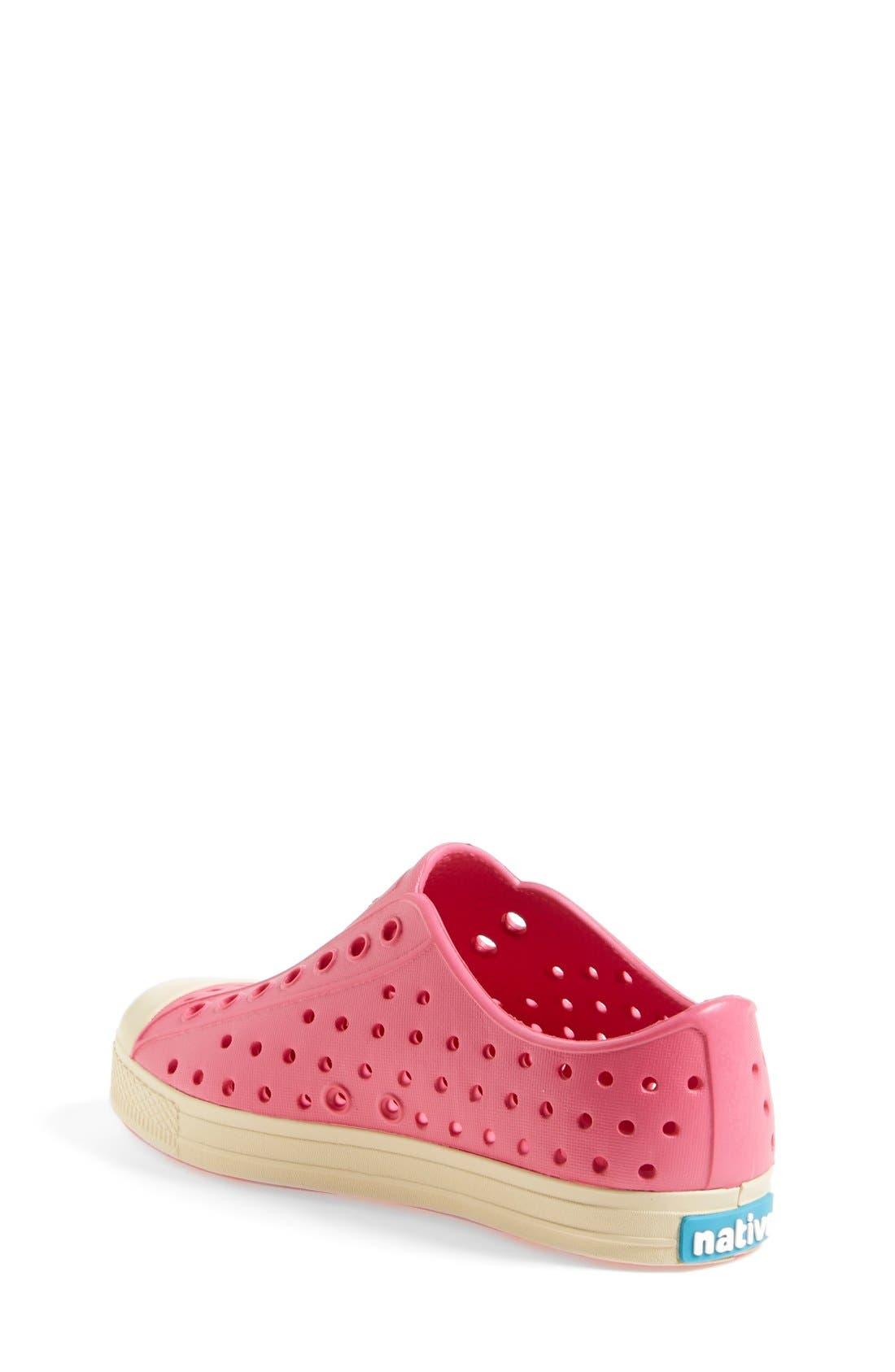 'Jefferson' Water Friendly Slip-On Sneaker,                             Alternate thumbnail 115, color,
