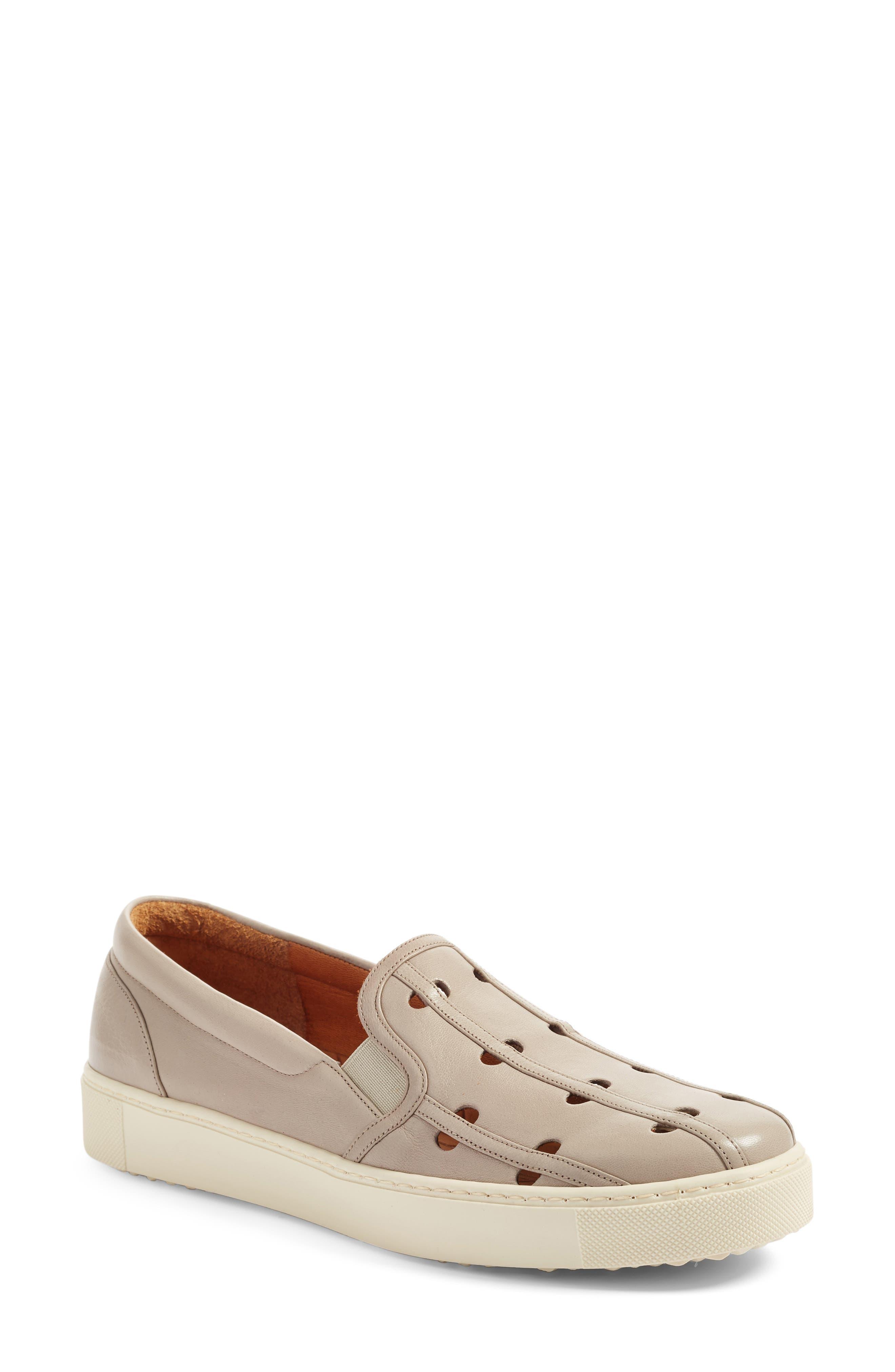 Zanca Slip-On Sneaker,                             Main thumbnail 1, color,                             020