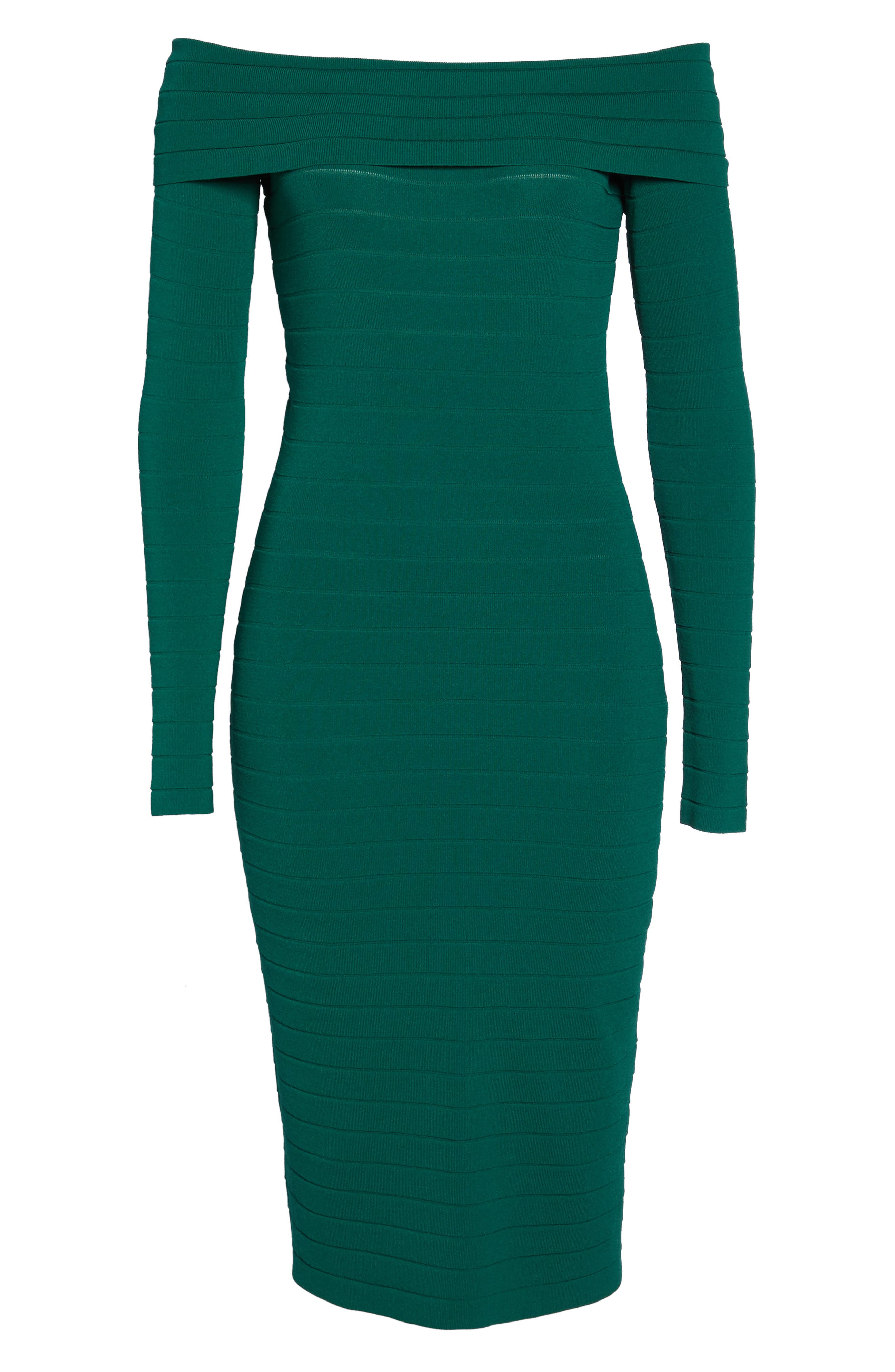 Bandage Midi Dress,                             Alternate thumbnail 27, color,
