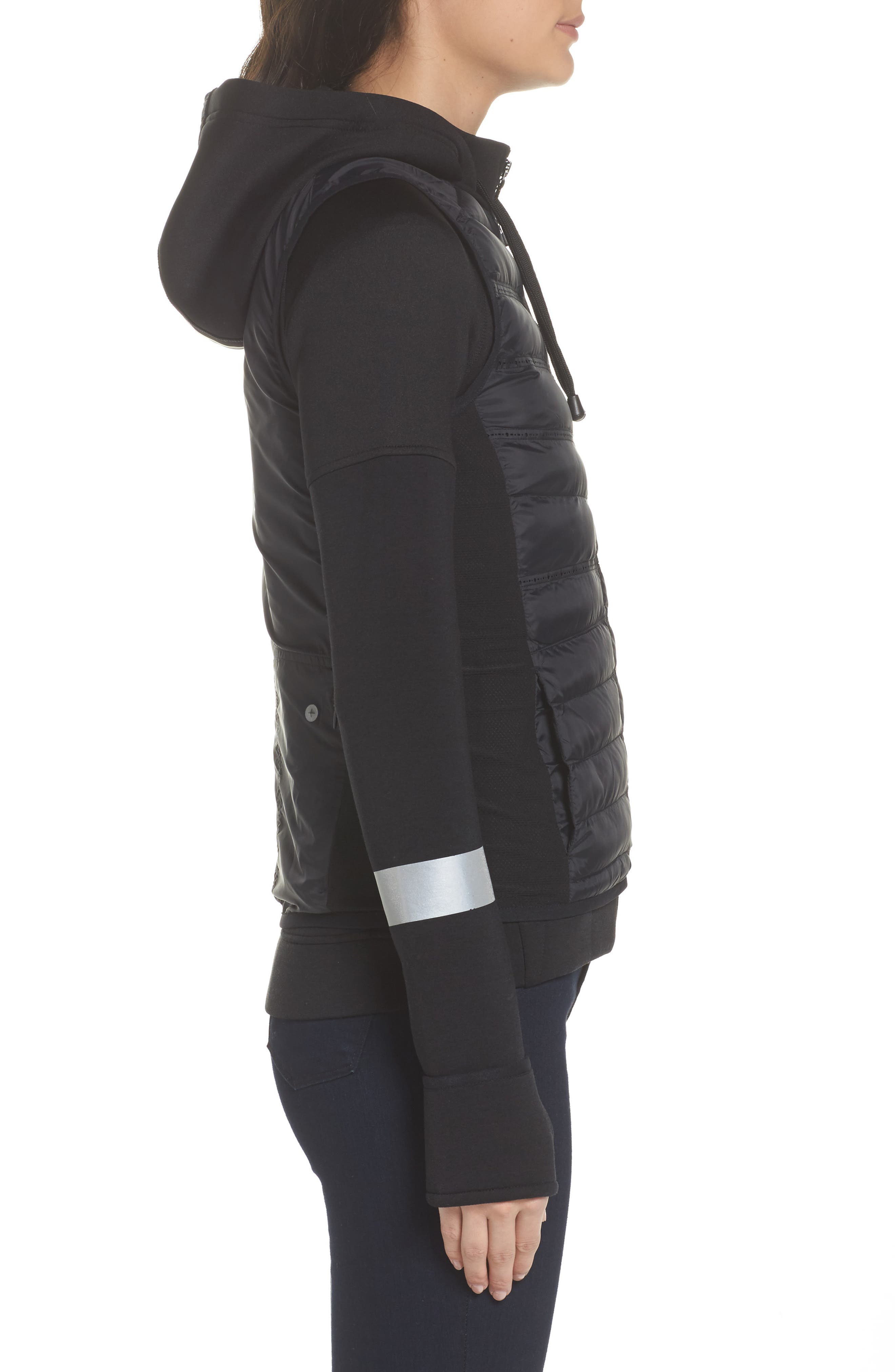 Brecon Beacons Water-Resistant & Windproof Insulated 2-in-1 Jacket,                             Alternate thumbnail 3, color,
