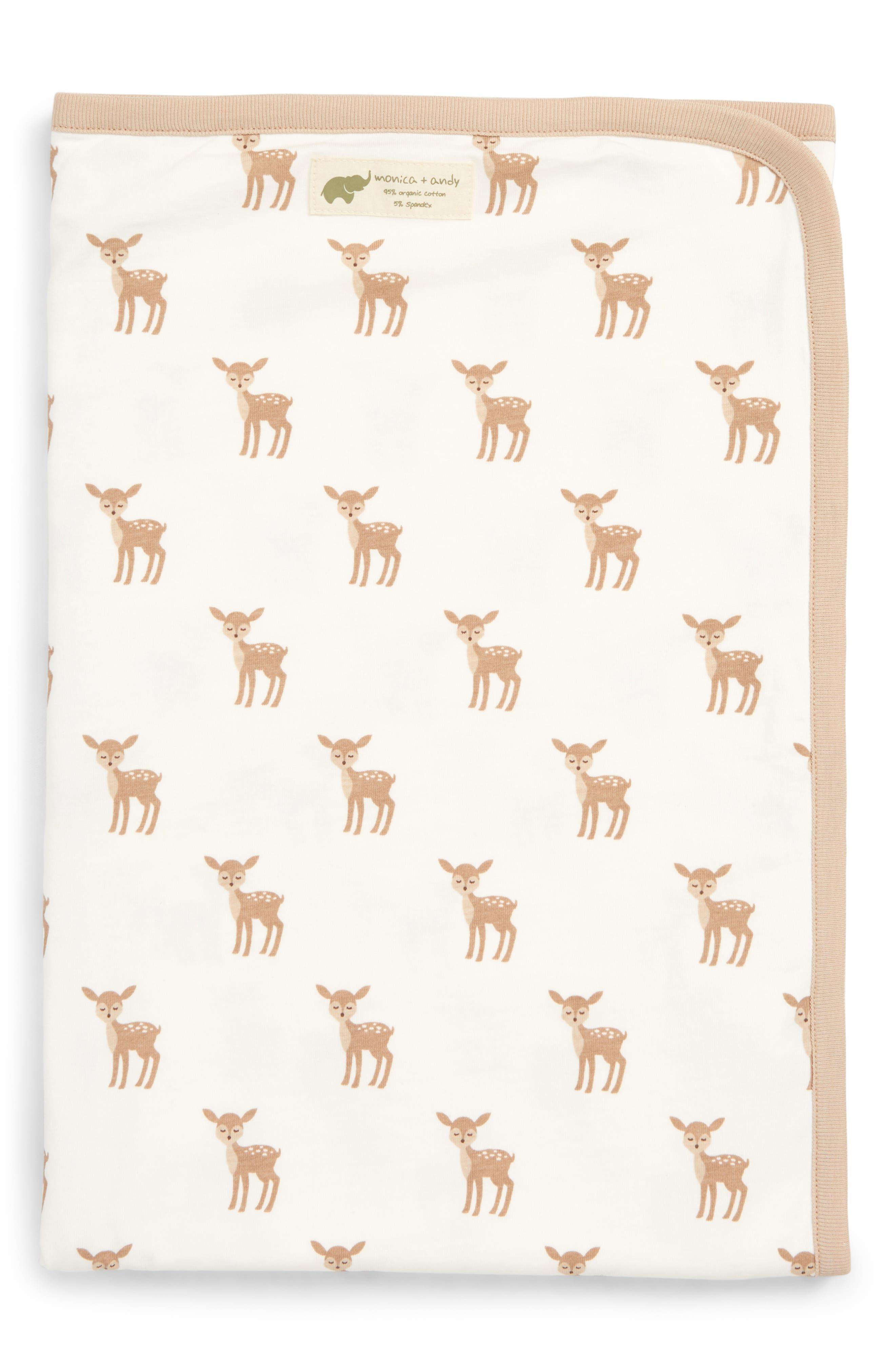 Monica  Andy Coming Home My Deer Blanket