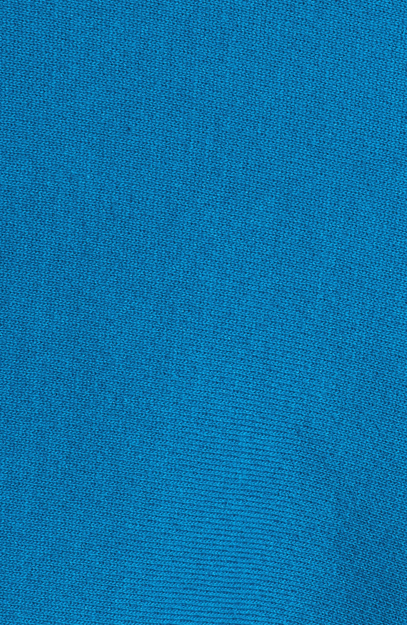 Reverse Weave<sup>®</sup> Pullover Hoodie,                             Alternate thumbnail 5, color,                             DEEP HOTLINE BLUE