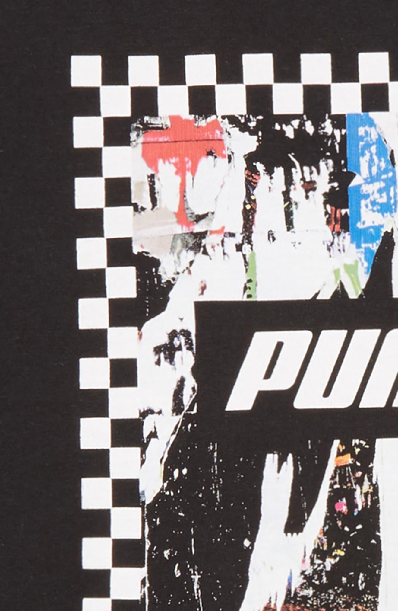 Archive Graphic T-Shirt,                             Alternate thumbnail 2, color,                             PUMA BLACK